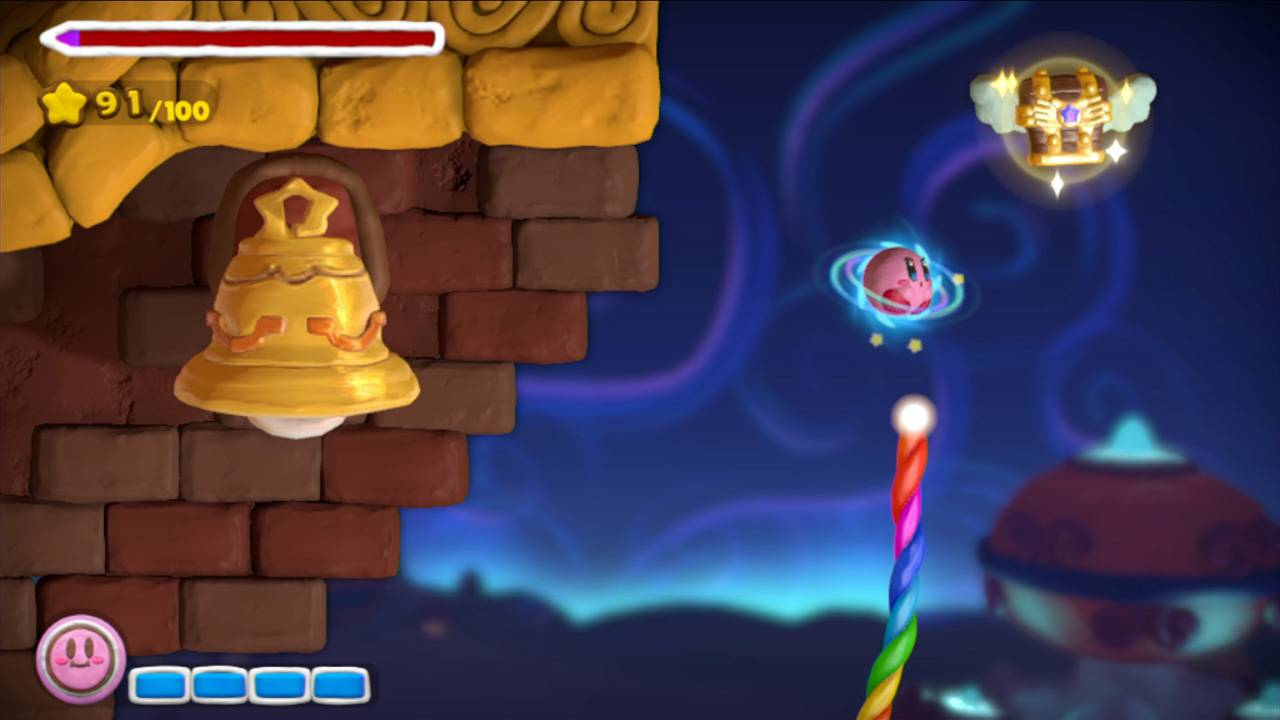 """Kirby and the Rainbow Curse"" for Nintendo's Wii U makes you feel like a gamer and an artist."