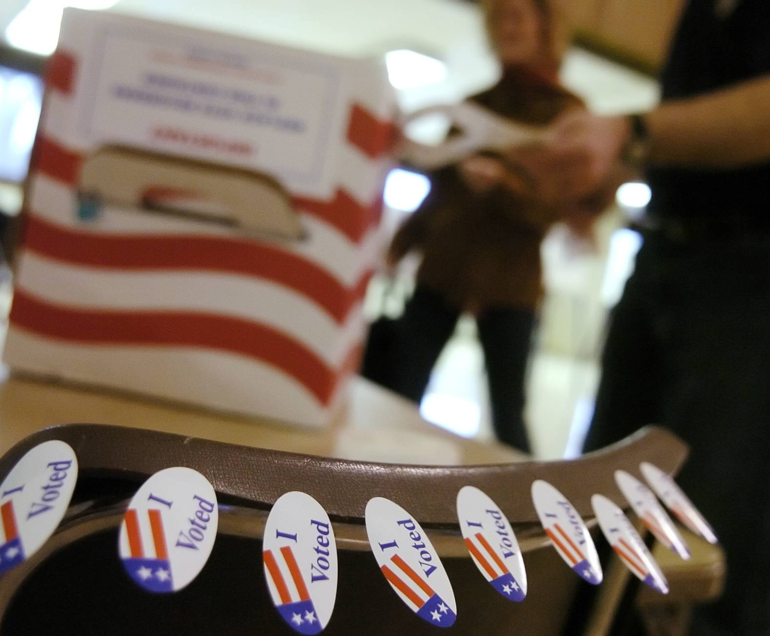Voter registration ends Tuesday