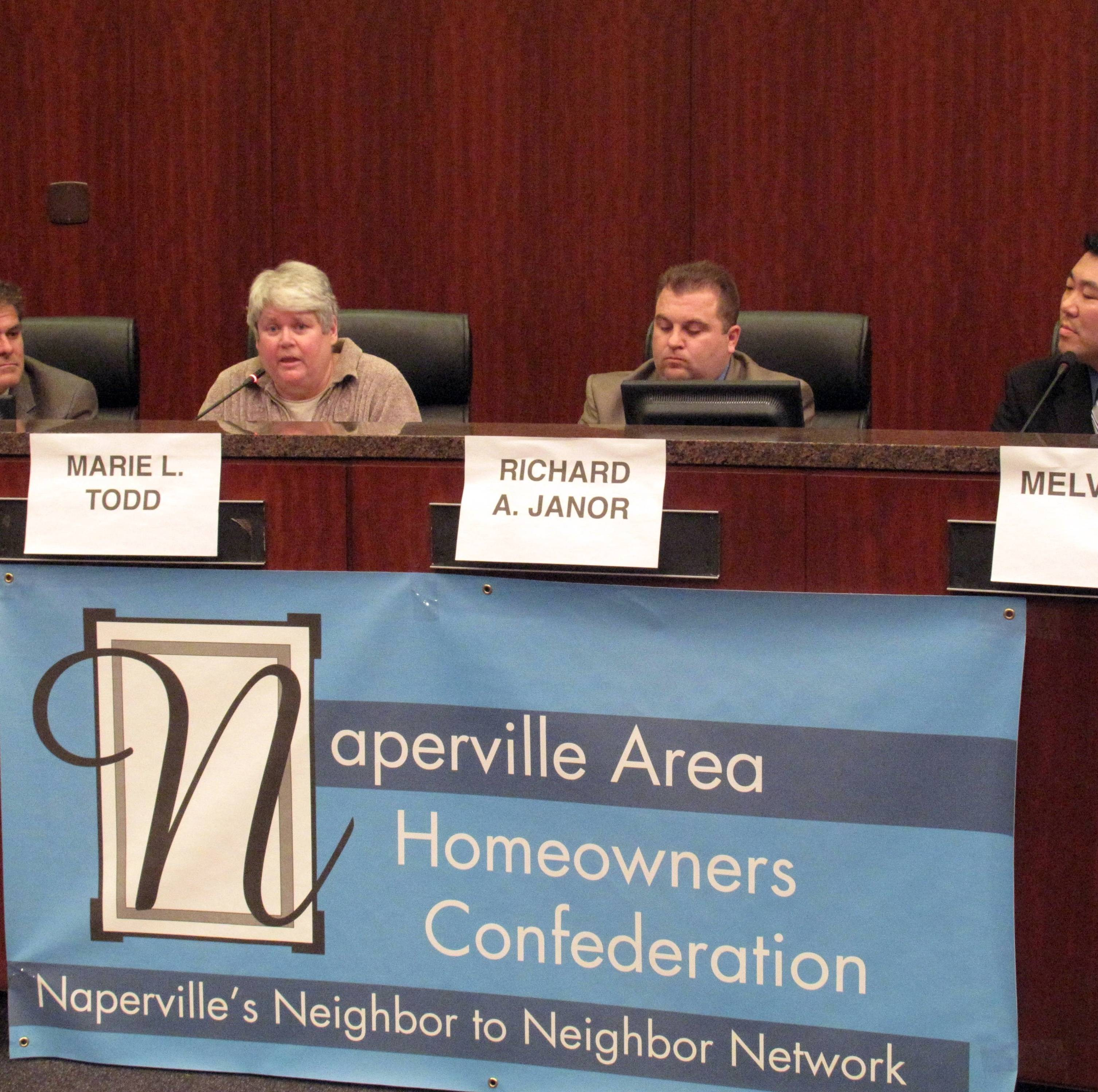 Naperville park candidates debate need for indoor pool