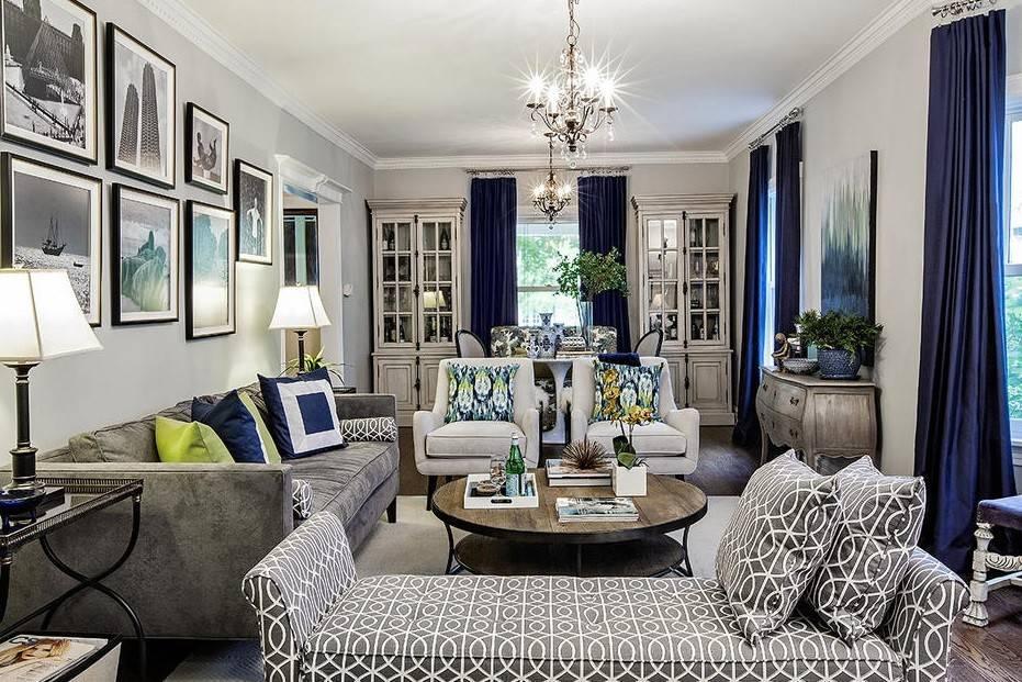 breathtaking hgtv living room colors | How an Antioch mom became an HGTV star - DailyHerald.com