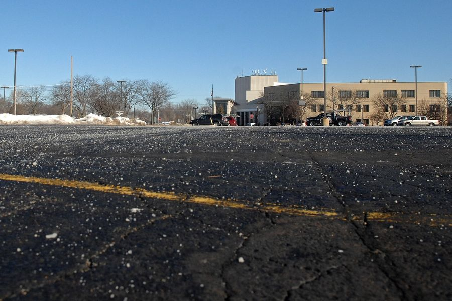Advocate Sherman Hospital wants to sell two parking lots that were part of its old location north of downtown Elgin, but members of the NorthEast Neighborhood Association worry a developer might ruin the character of the neighborhood.