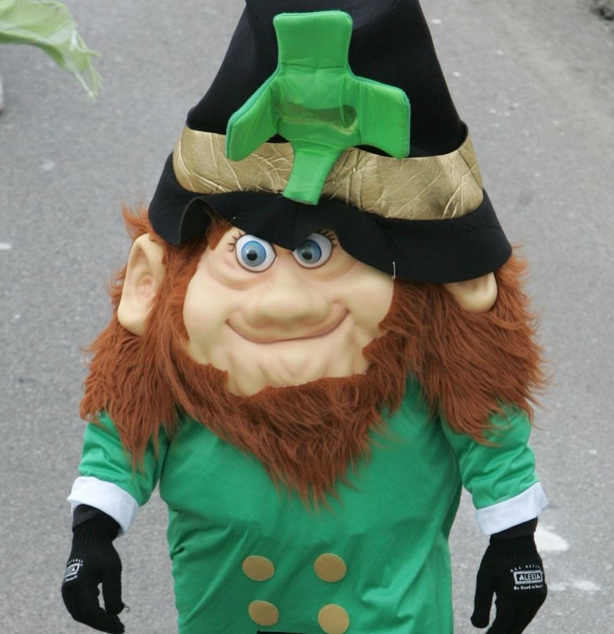 Check out Naperville's St. Patrick's Day parade Saturday.