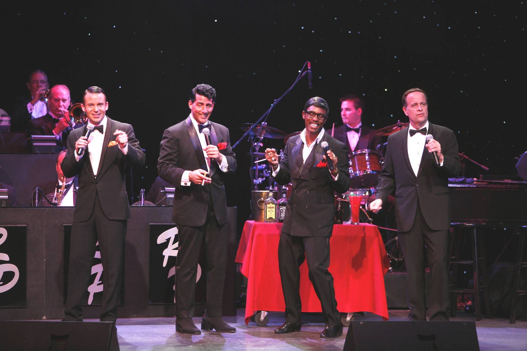 """The Rat Pack is Back"" comes to the Rosemont Theatre on Saturday, March 14."