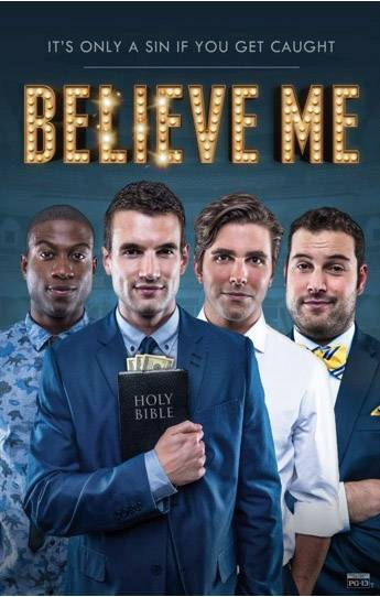 "The independent comedy drama ""Believe Me"" will be screened during Judson University's 11th annual Imago Film Festival March 24 to 28 at the Elgin campus. The festival showcases independent films dealing with faith issues, emphasizing images and stories about the spiritual journey of the human experience through any genre."