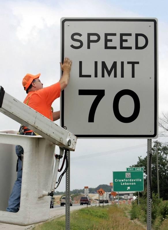 how to know the speed limit