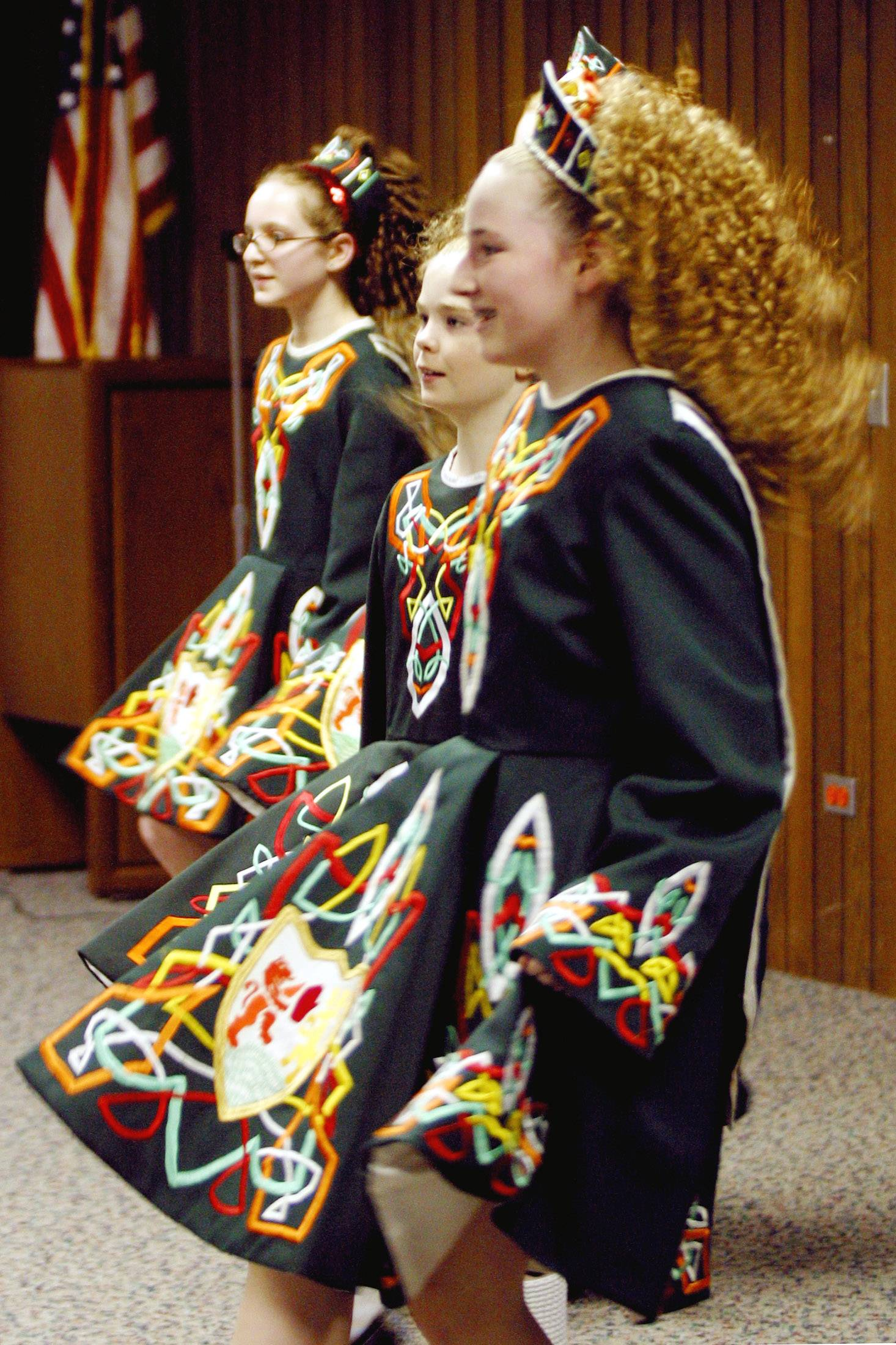 The McNulty Irish Dancers will perform at a number of venues, including  Ballydoyle Irish Pub in Downers Grove, in honor of St. Patrick's Day.