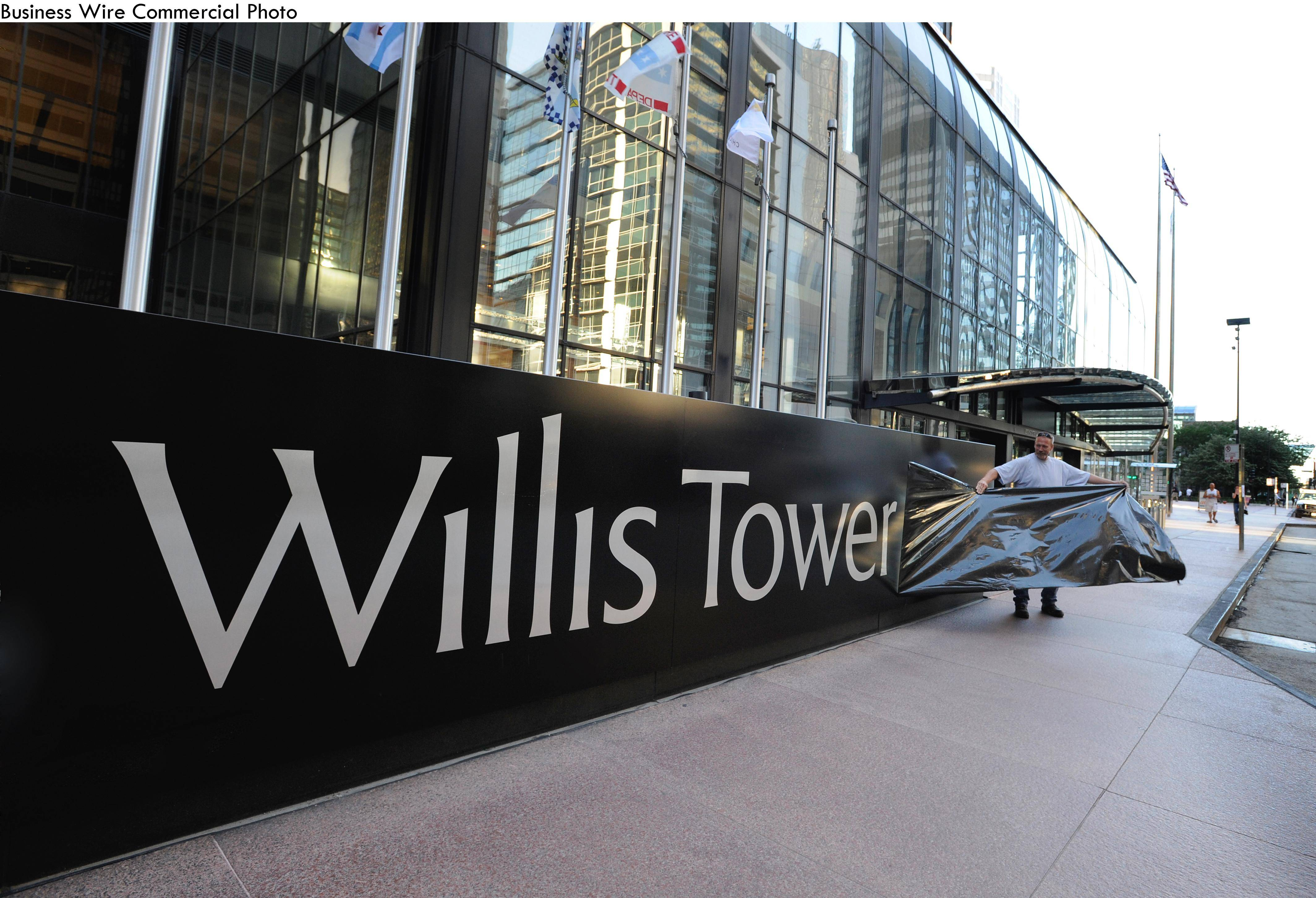 The former Sears Tower, known now as the Willis Tower, has been sold again.