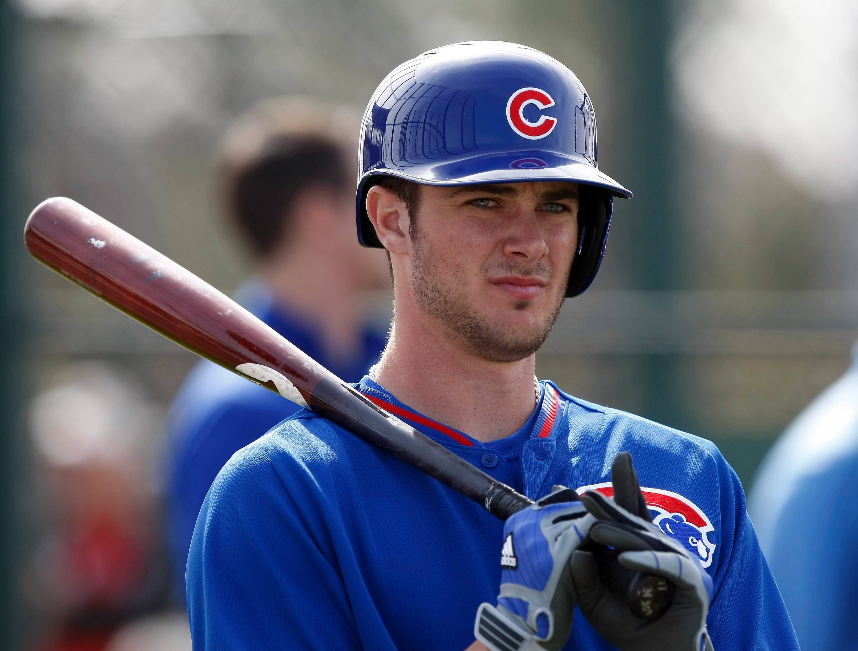 Rozner: There's no villain in the Kris Bryant saga