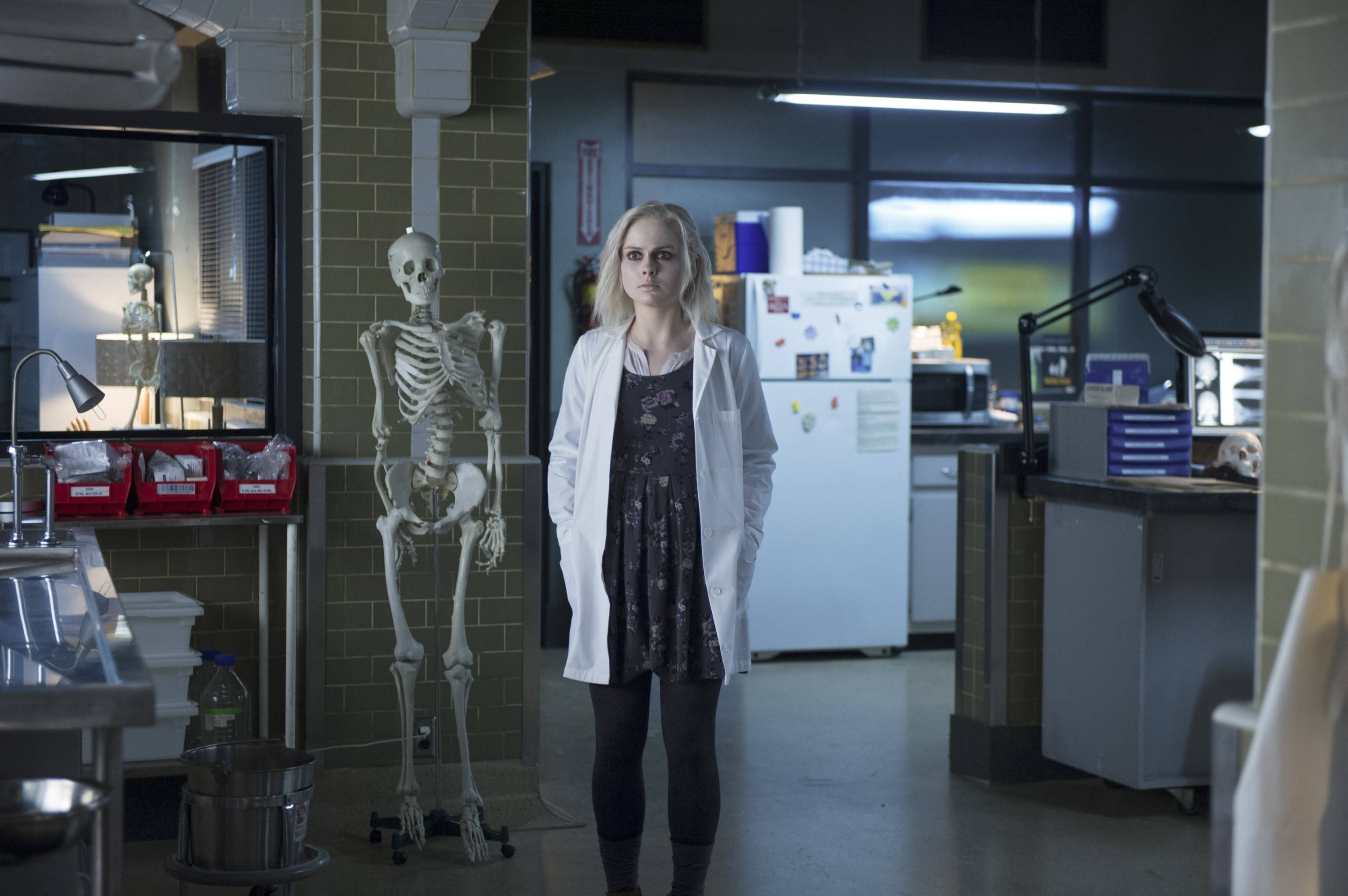 Mystery-Solving Morgue Job A Perfect Fit For Undead Doc In Cw'S