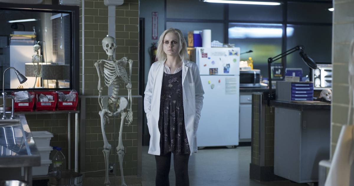 Mystery-solving morgue job a perfect fit for undead doc in ...