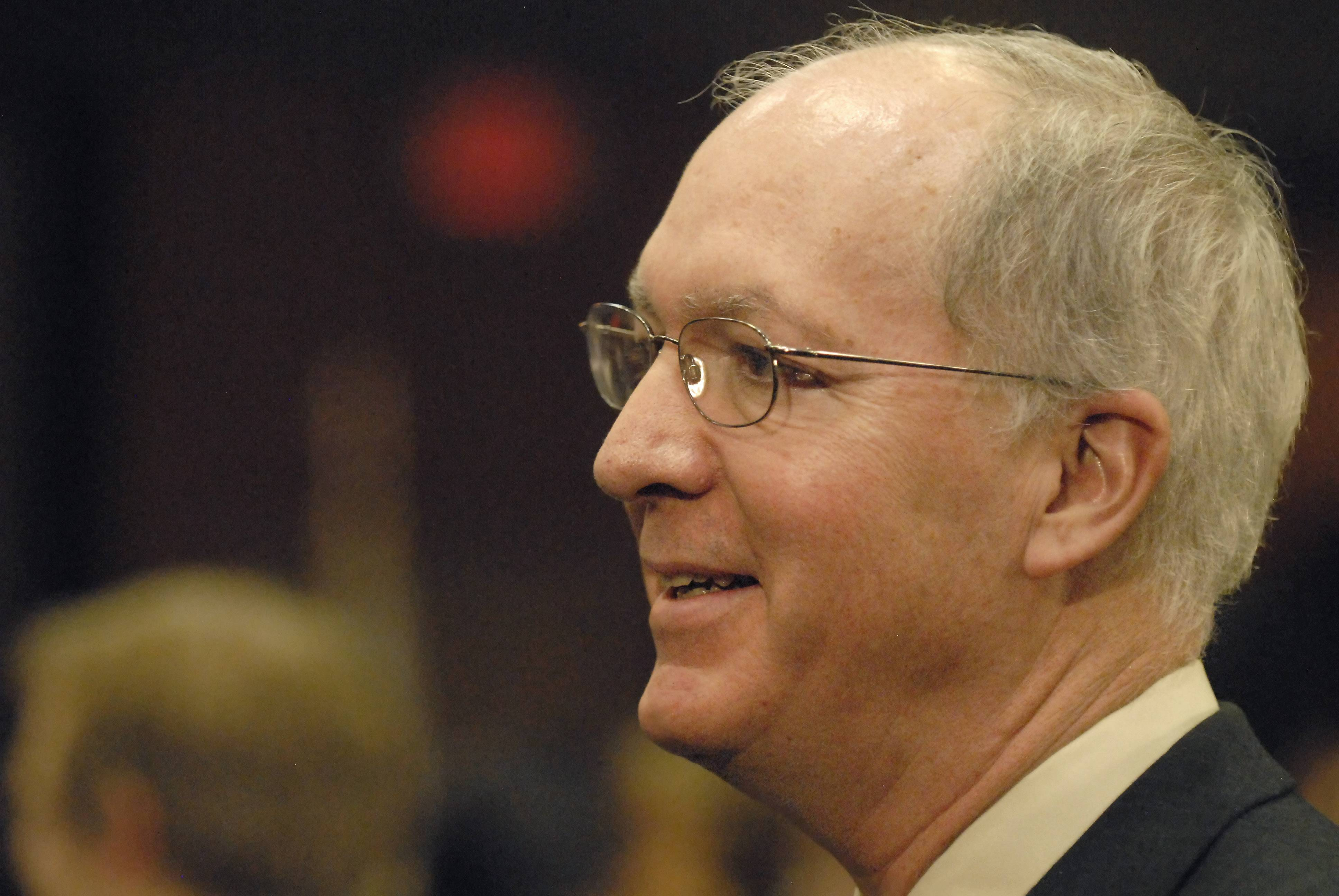 U.S. Rep. Bill Foster is considering a 2016 run for U.S. Senate against incumbent Mark Kirk.