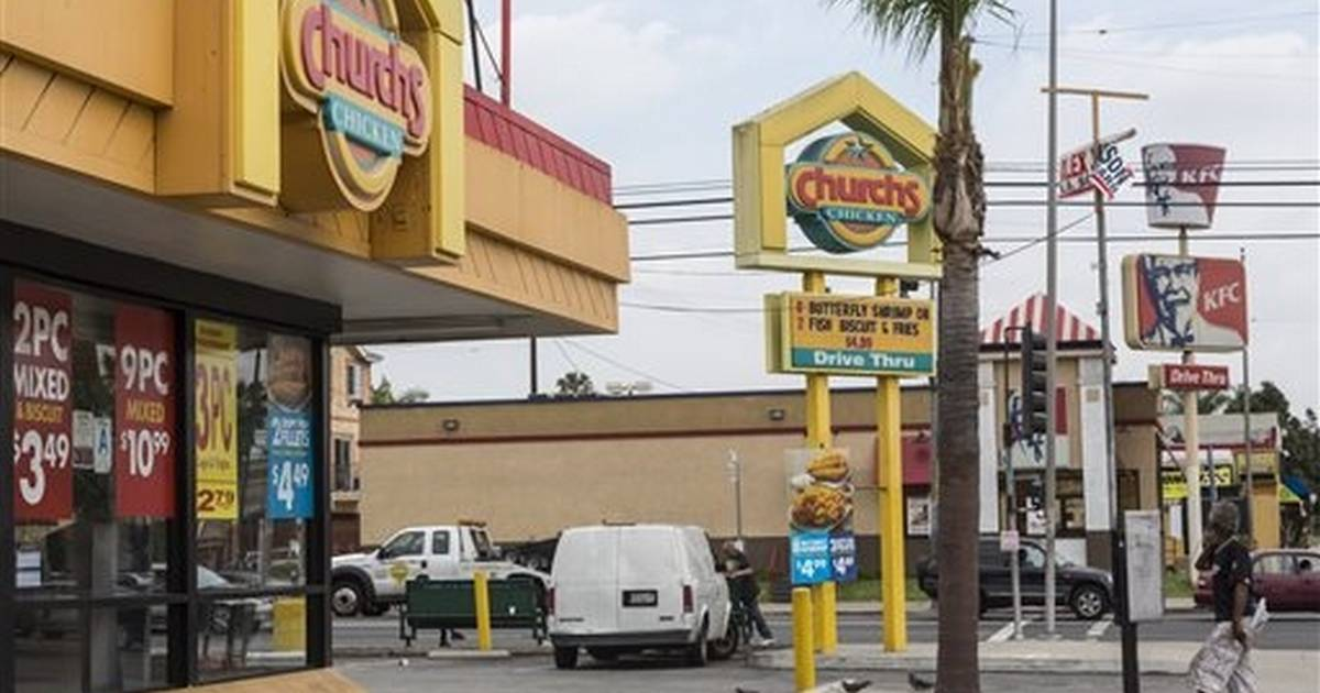 Study Fast Food Curb Did Not Cut Obesity Rate In South La