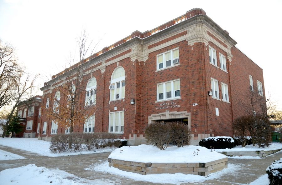 West Aurora District 129 voters will be asked to approve borrowing $84 million for a building plan that includes, among work at many other schools, replacing Nancy Hill Elementary School.
