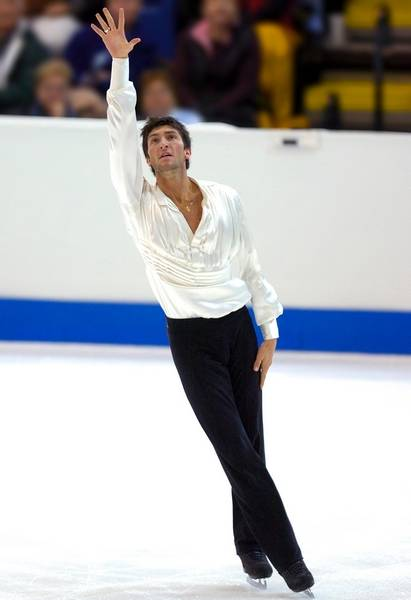 evan lysacek comes out