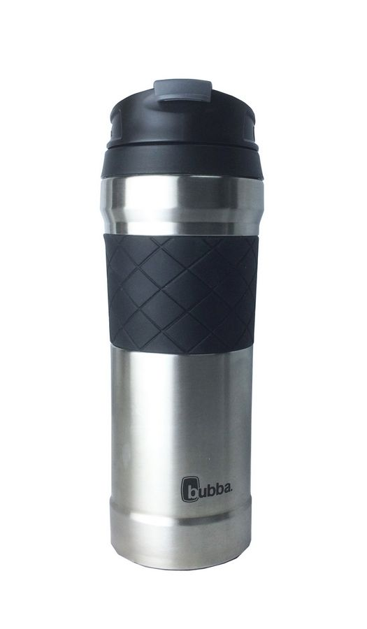 Sip it­ -- hot: The ceramic interior is the selling point for the bubba TasteGuard travel mug. Why ceramic? So acidic coffee and tea don't react with metal and affect the beverage's flavor. It's a coffee snob's dream. 12-ounces $21.99; 16 ounces $25. Available now at national retailers.