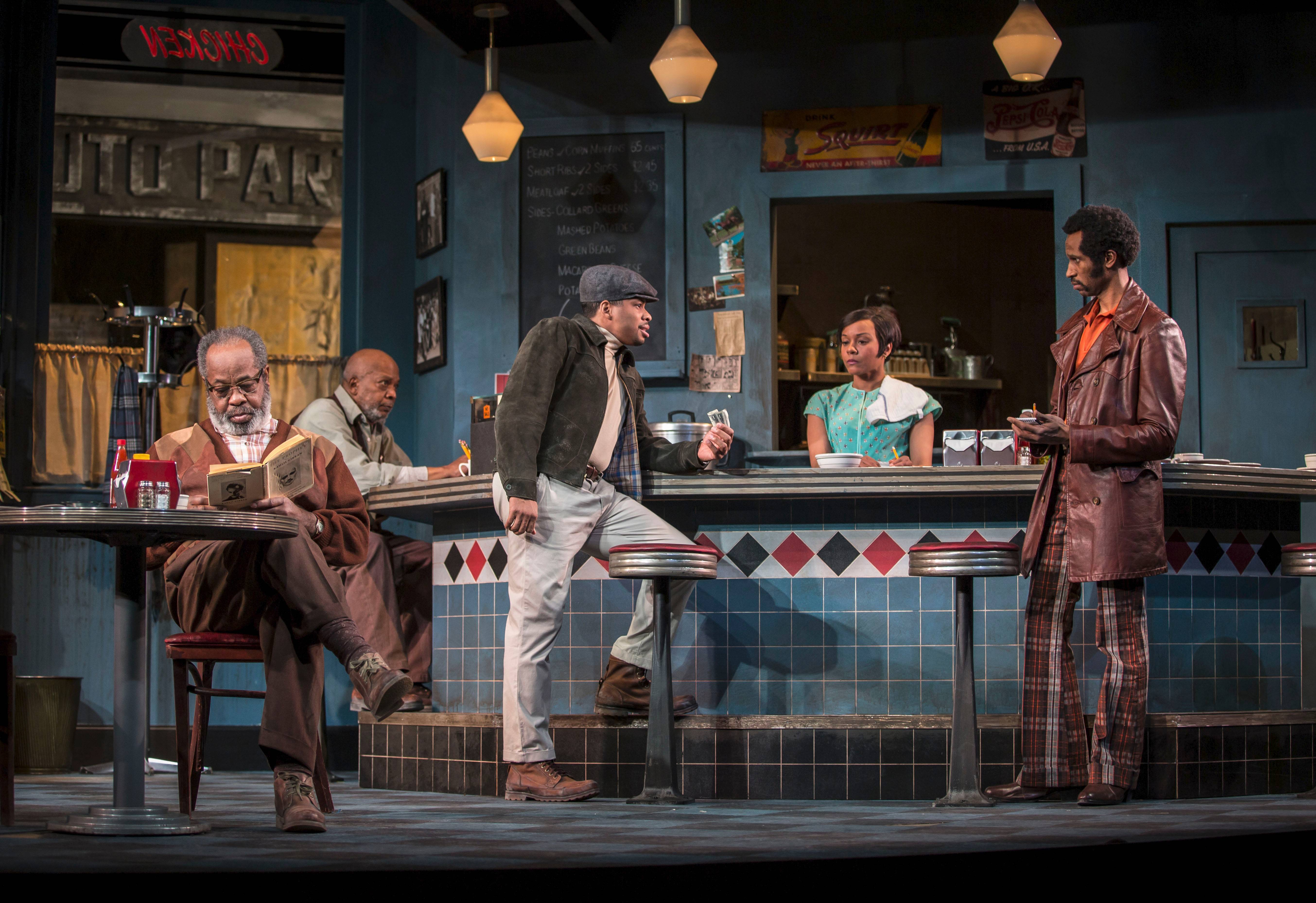 August Wilson's 'Two Trains Running' triumphs at Goodman Theatre