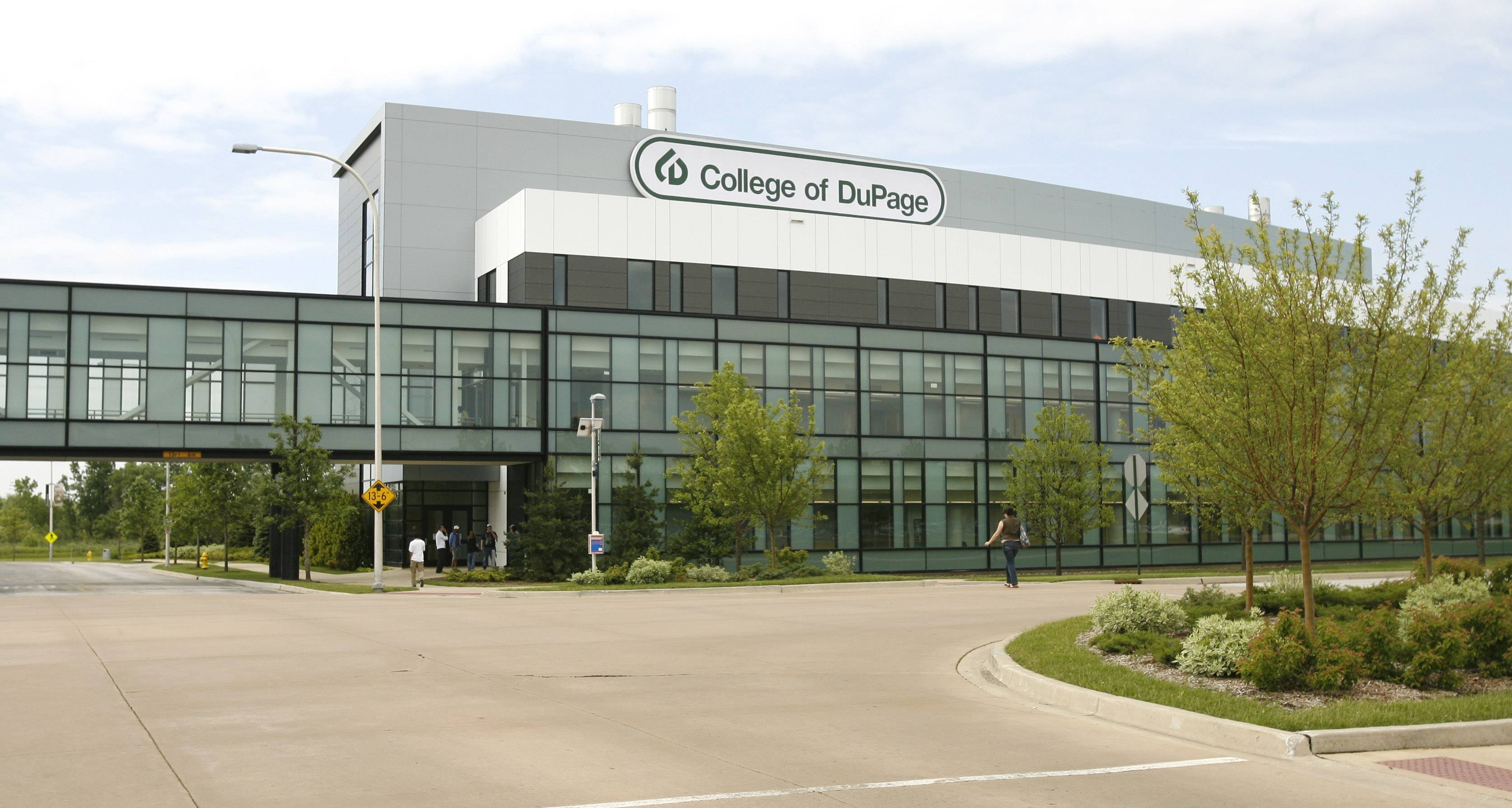 College of DuPage, the state's largest community college, has a lot going for it, but regrettably the story does not end there.