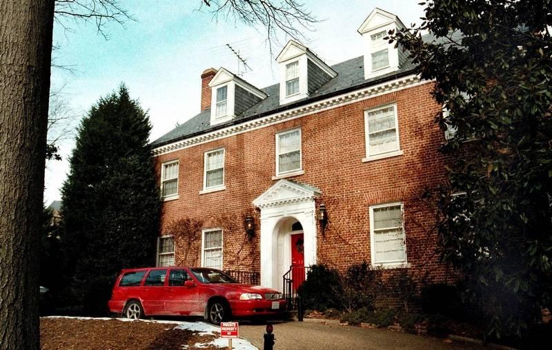 Many 39 Presidential 39 Homes Still Found Around D C