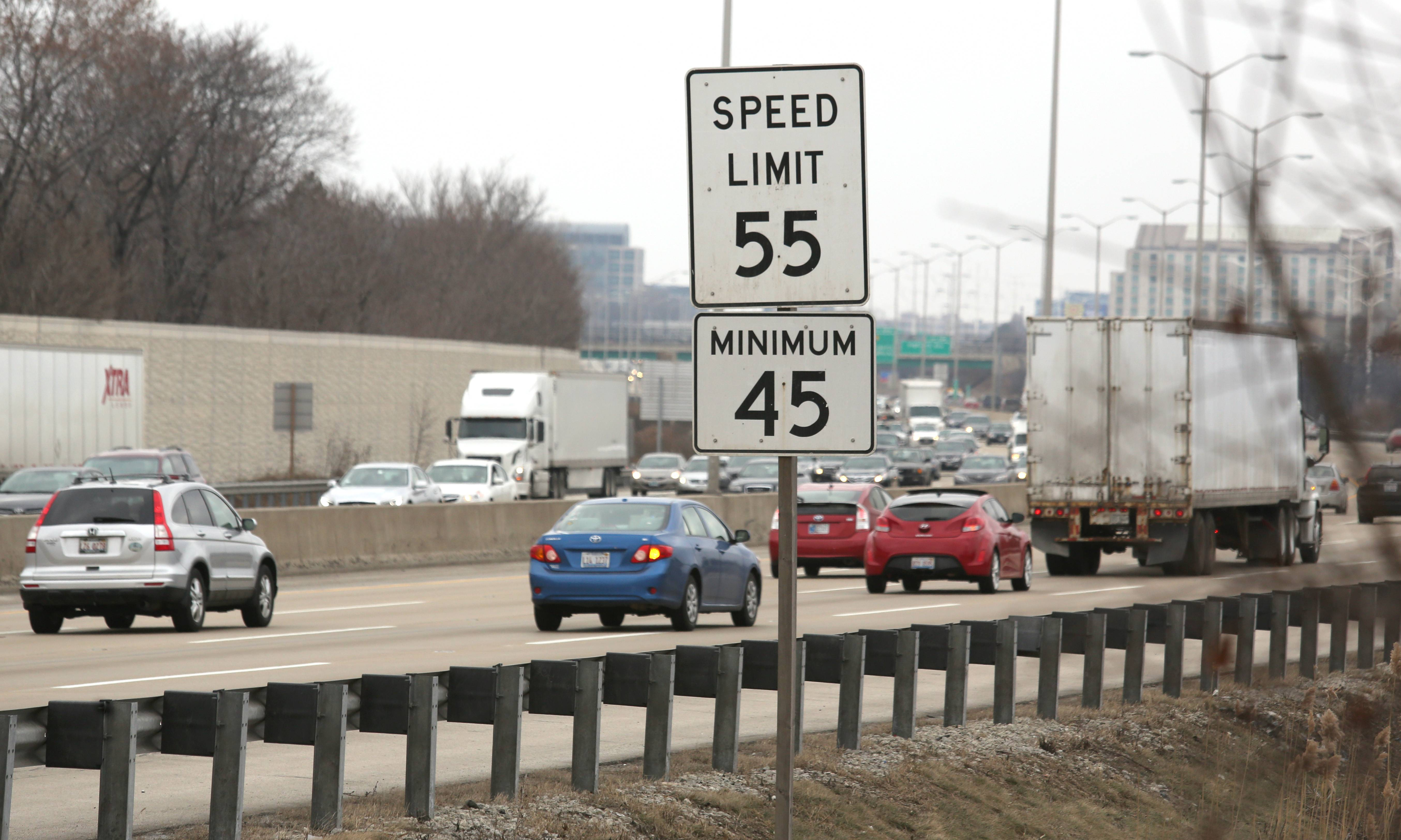 Pyke: Oberweis, tollway showdown emerging over 70 mph