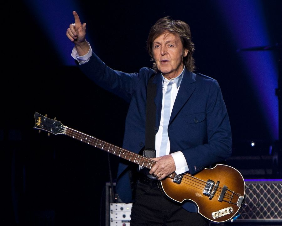 Former Beatle Sir Paul McCartney will make his first appearance at Lollapalooza this summer.