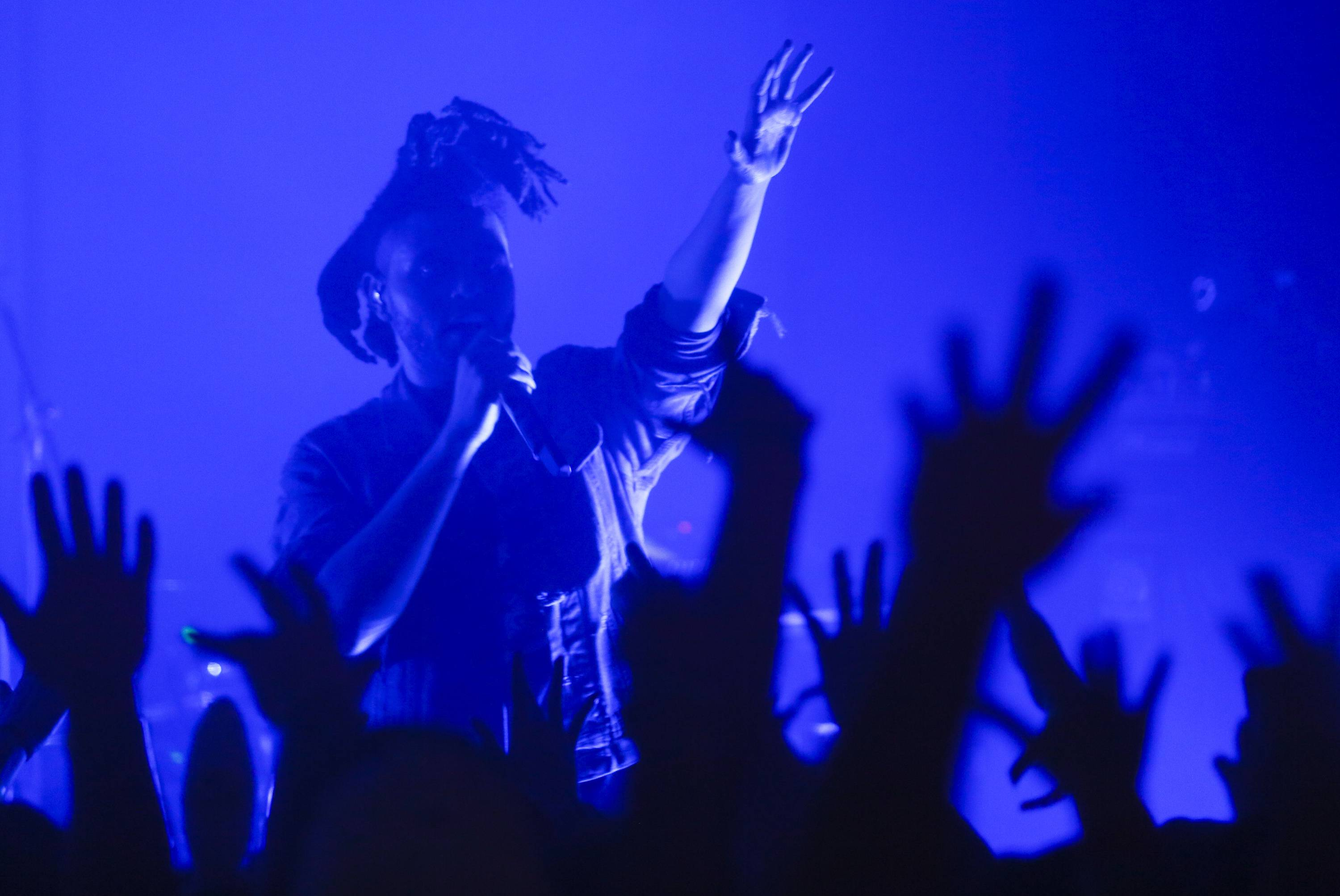 The Weeknd (AP Photo)