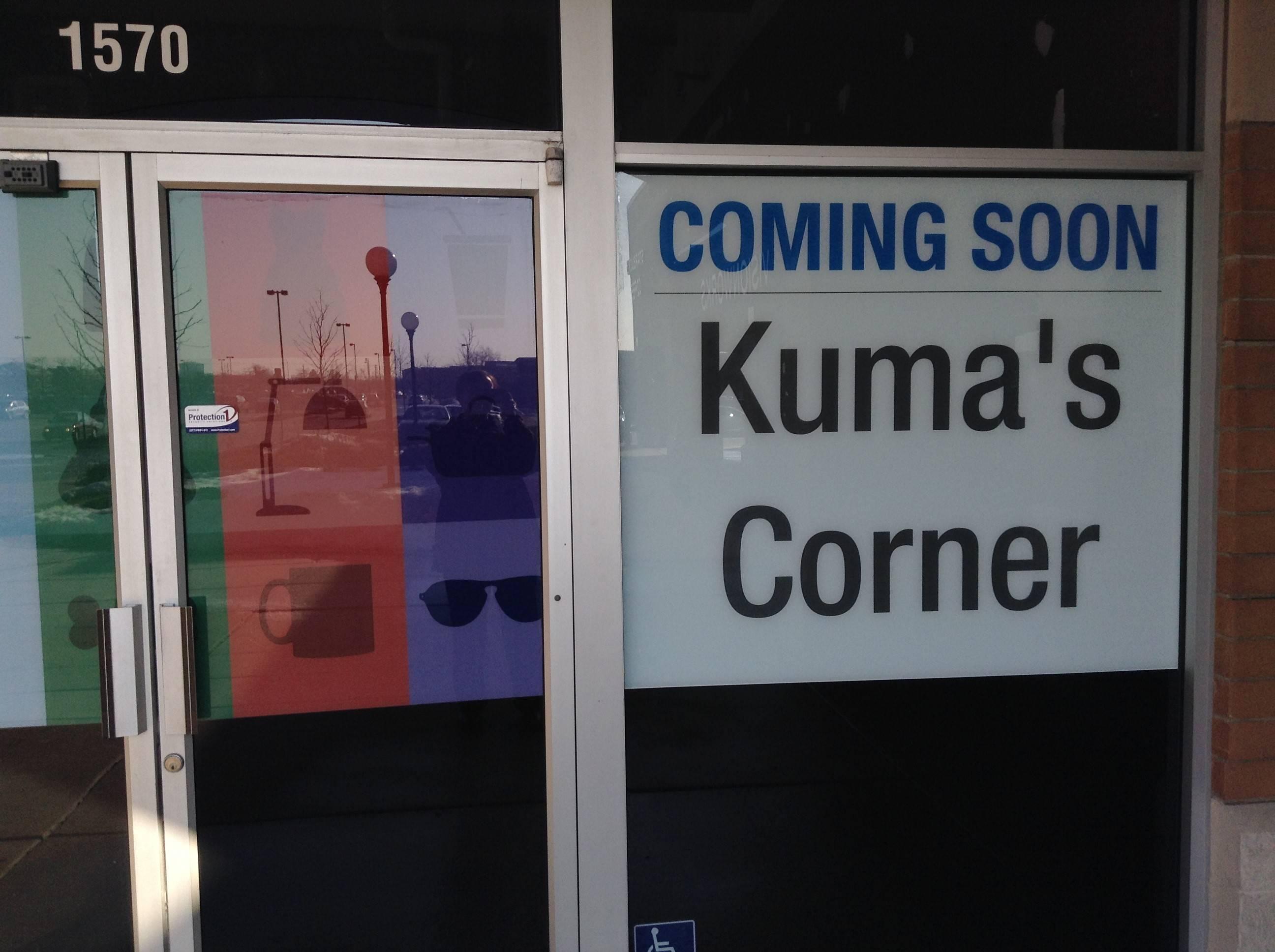 Kuma's Corner coming to Schaumburg in July