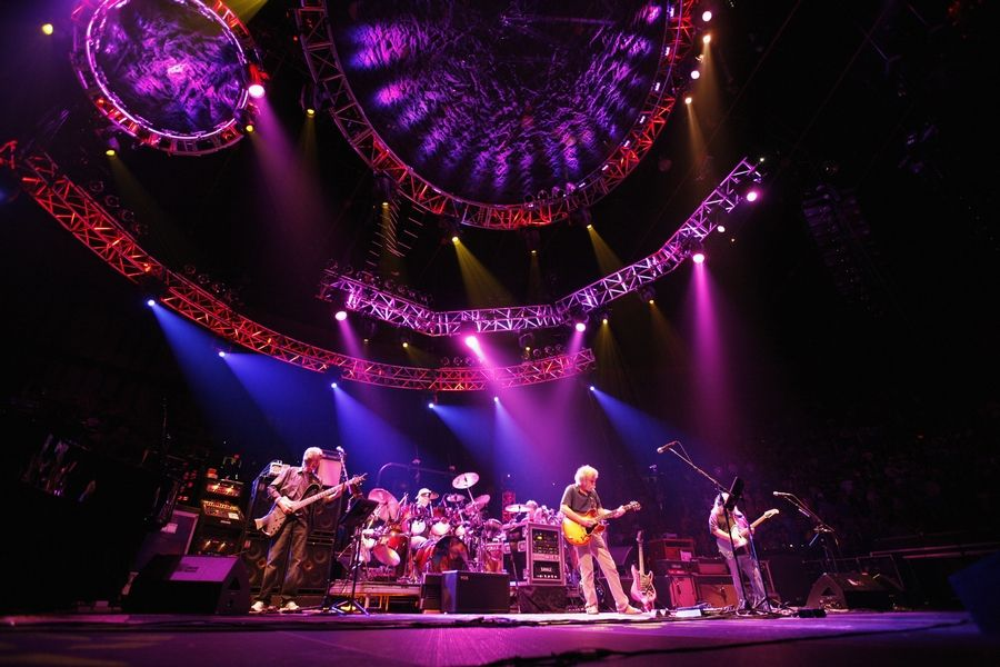 The Grateful Dead are planning their final shows ever at Soldier Field July 3-5.
