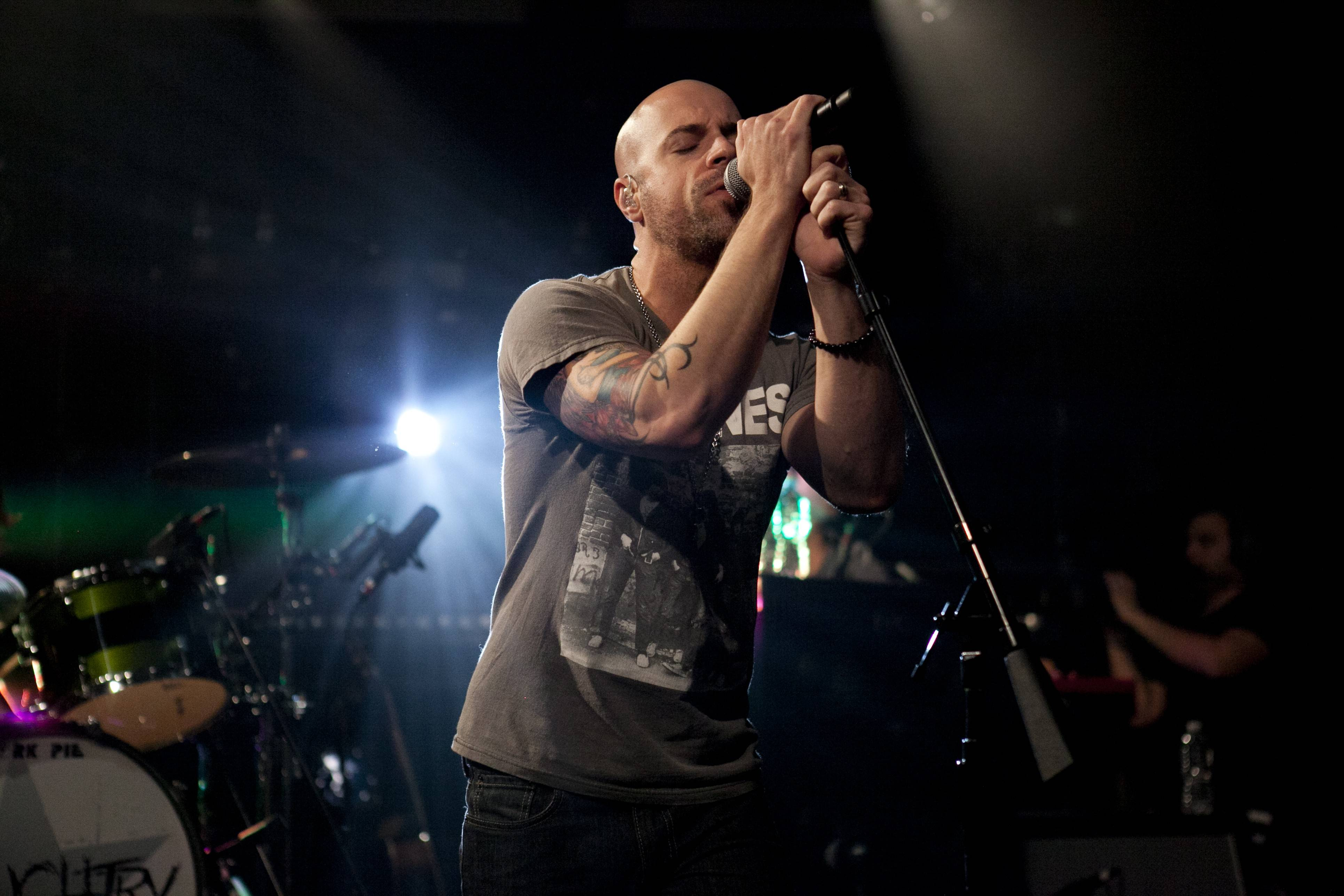 Chris Daughtry and his band will perform Sept. 5 during the Naperville Jaycees' Last Fling celebration in downtown Naperv