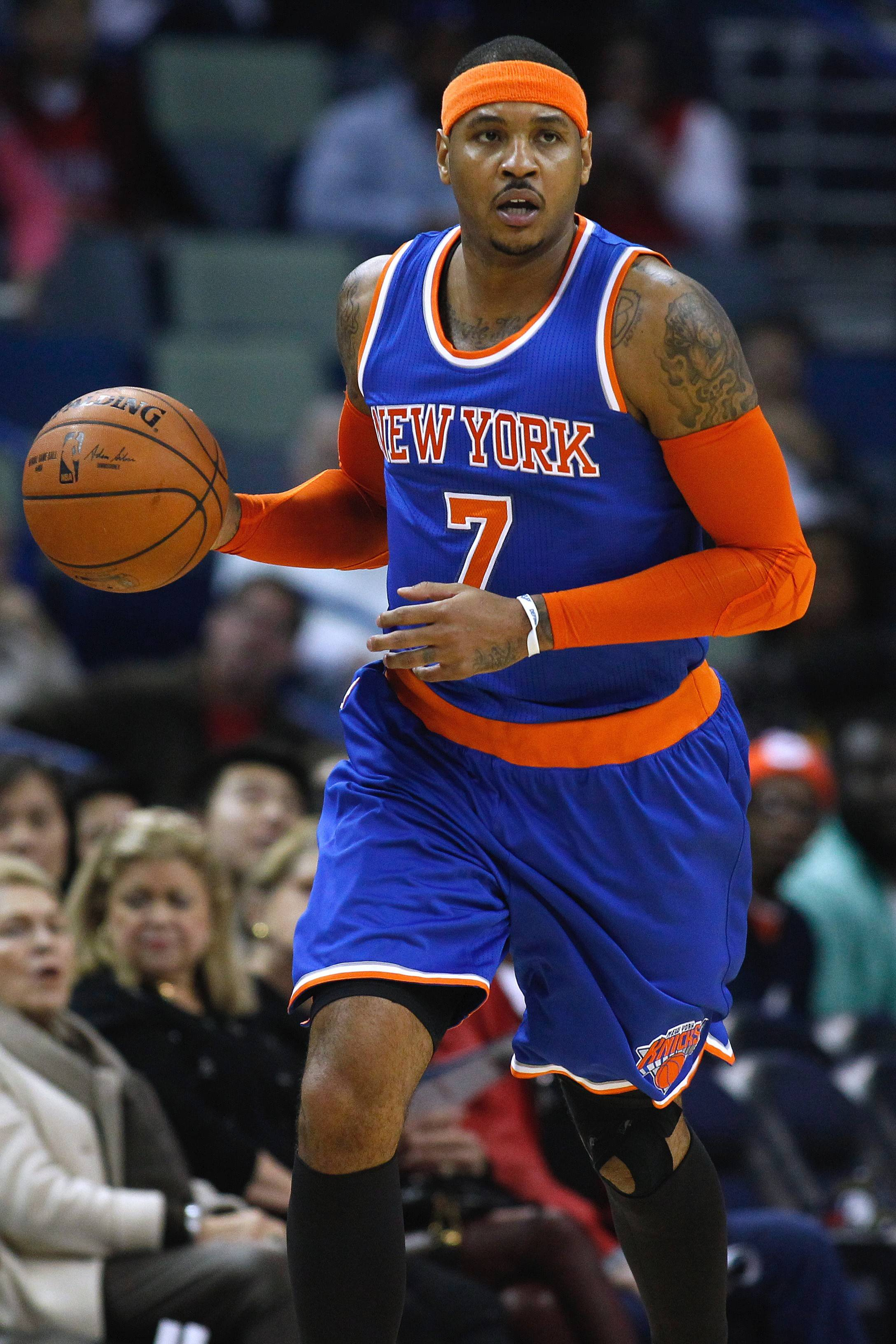 Bulls thriving after being spurned by Melo