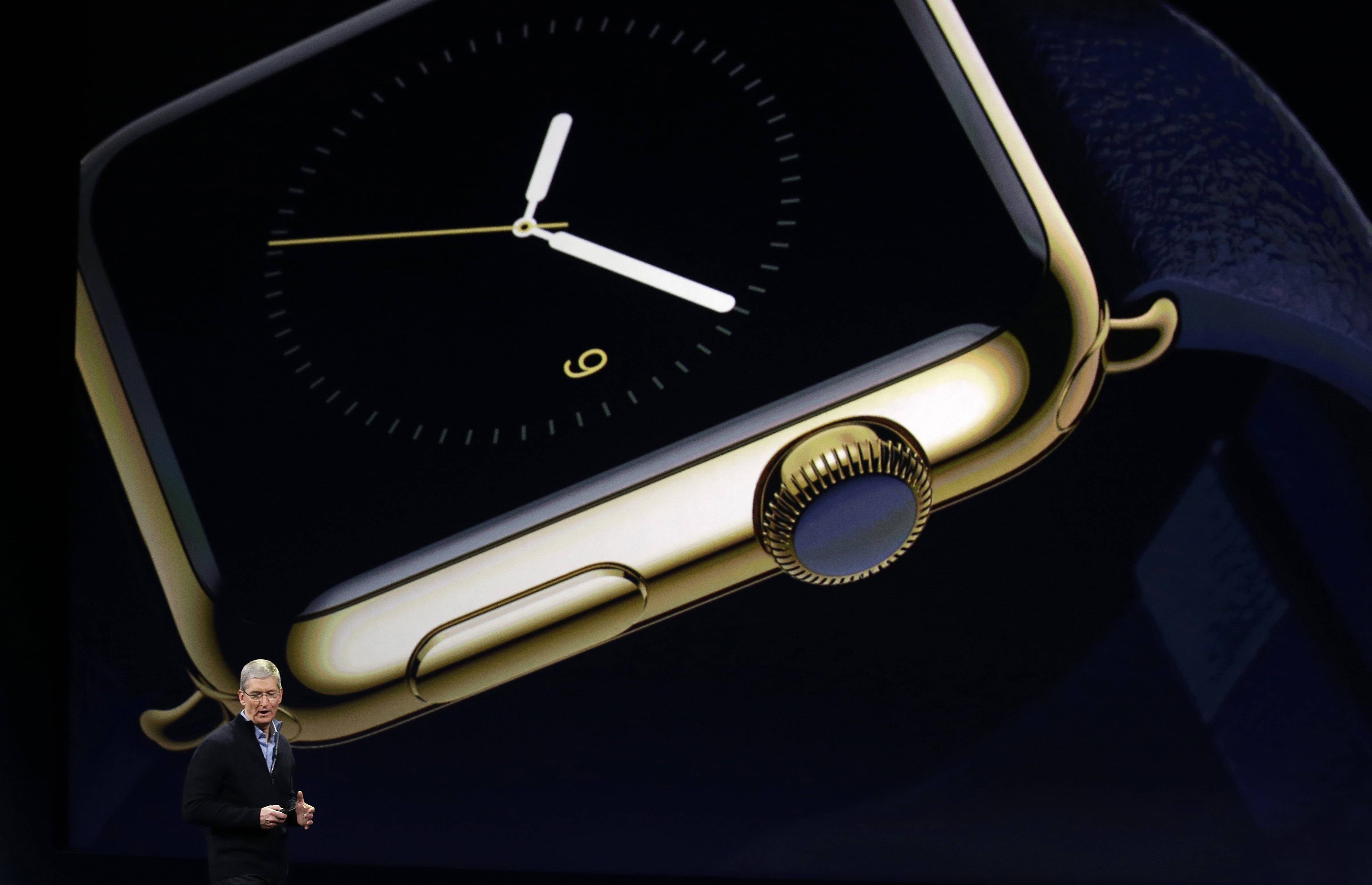 Here's why the Apple Watch won't free you from your iPhone