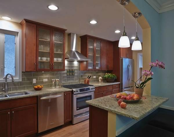 Oak Park Family Builds A Dream Kitchen