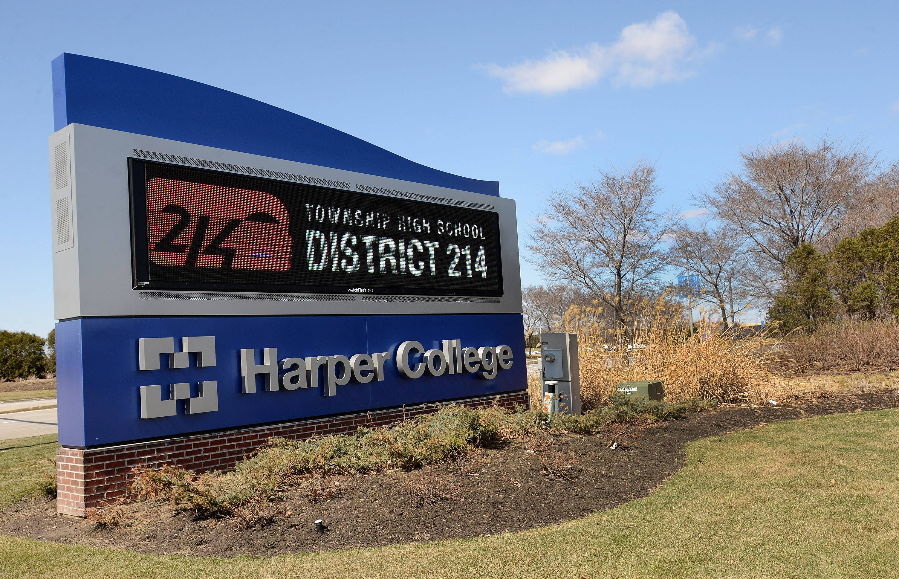 Harper College promises two years of free tuition