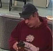 Crystal Lake police search for bank robber