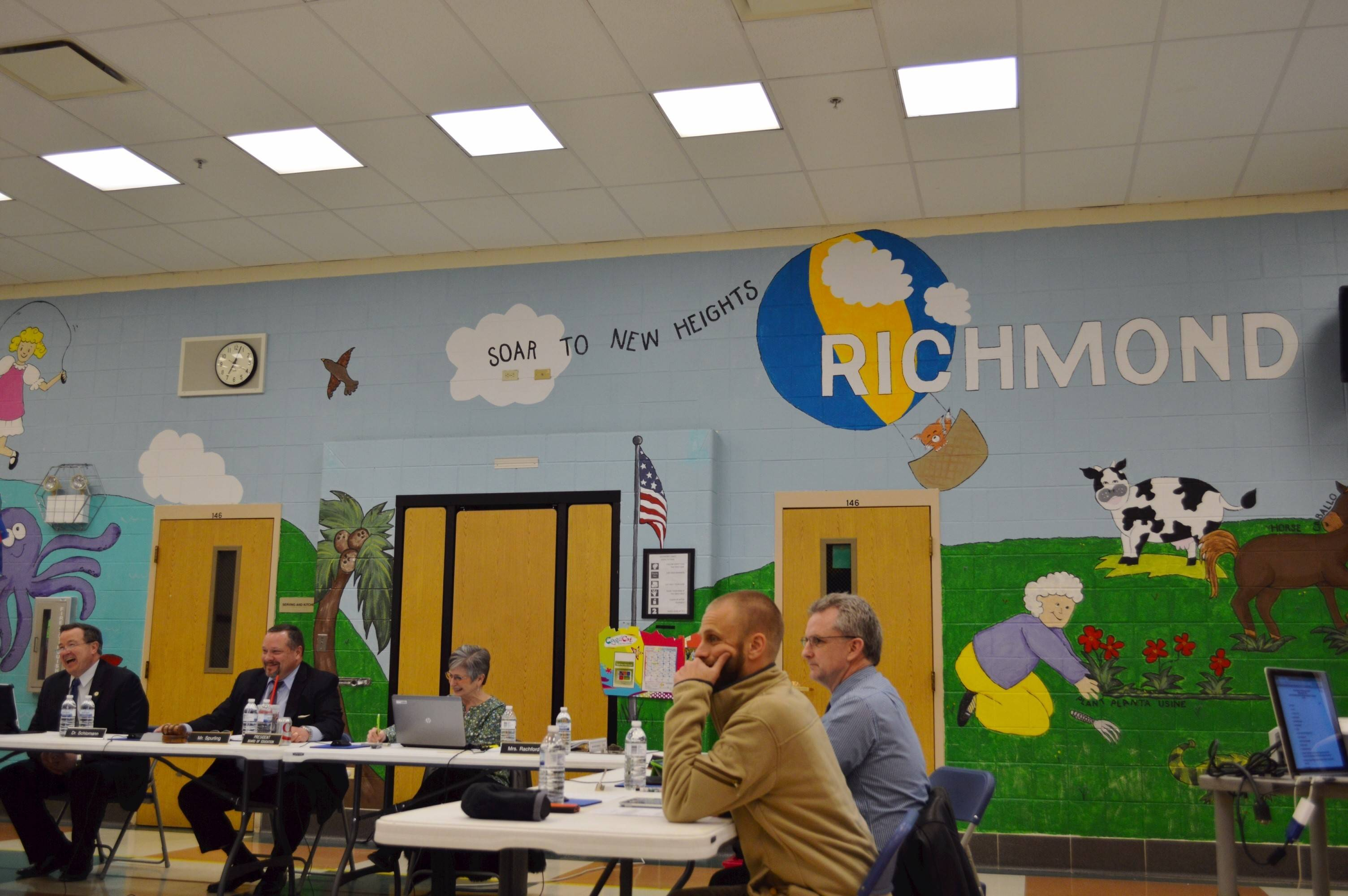 Declining enrollment, higher taxes issue in St. Charles school board race