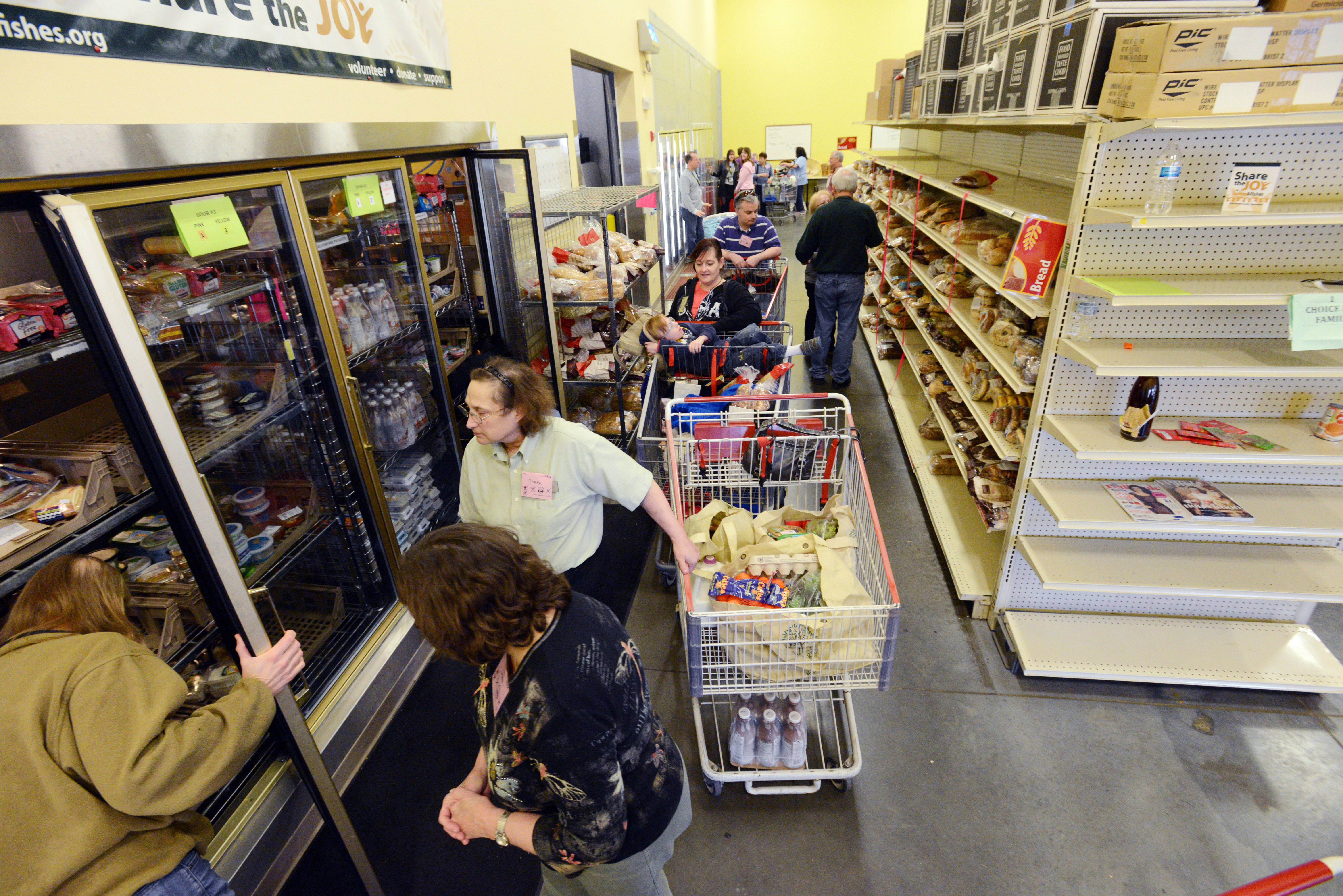 Naperville's Loaves & Fishes switching to 'open market' layout to promote healthy foods