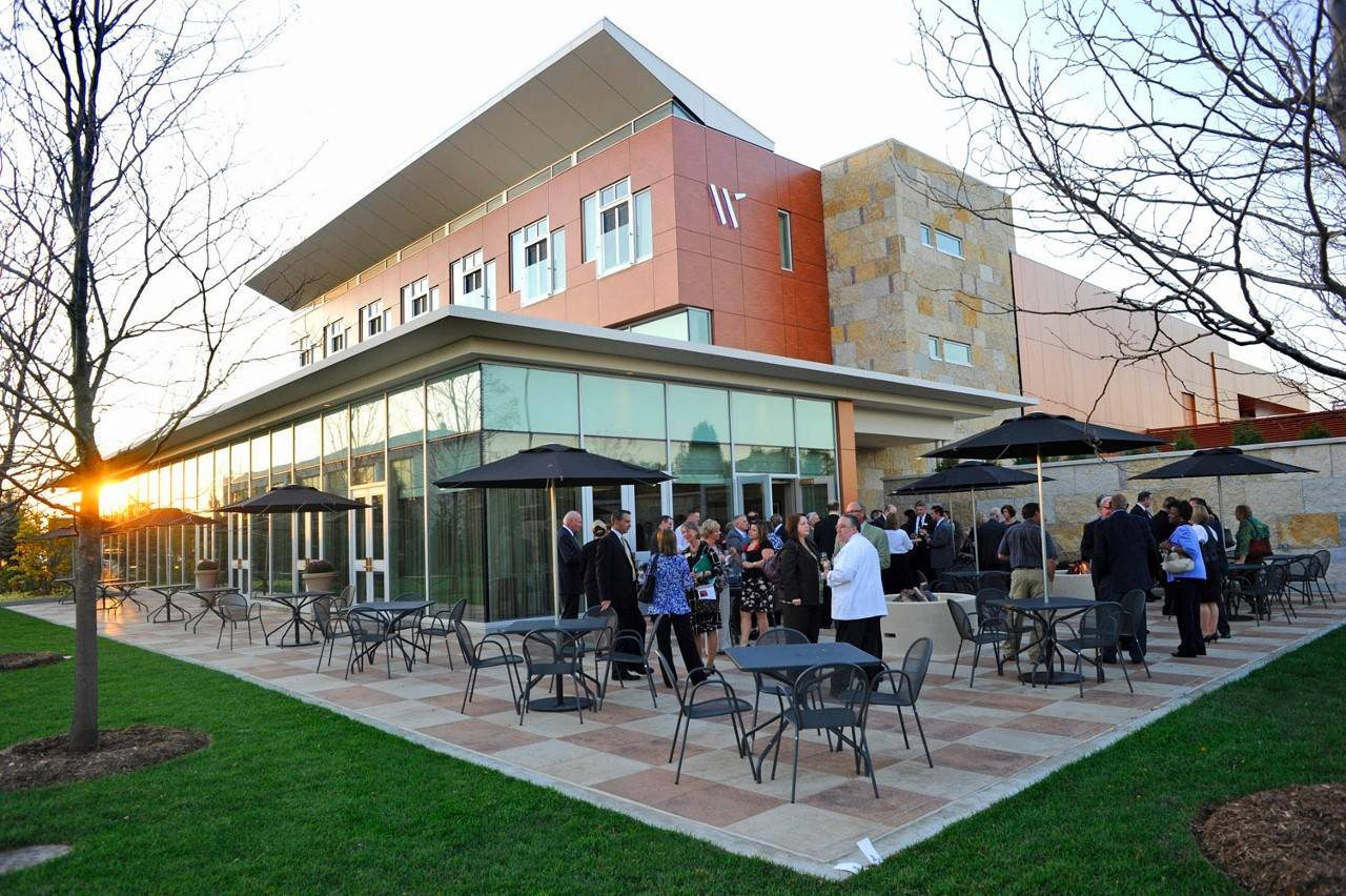 Each meal at the Waterleaf Restaurant for College of DuPage board members and senior administrators cost taxpayers an average of $66.52 over a 16-month period, more than double what board meals cost at any other suburban community college.