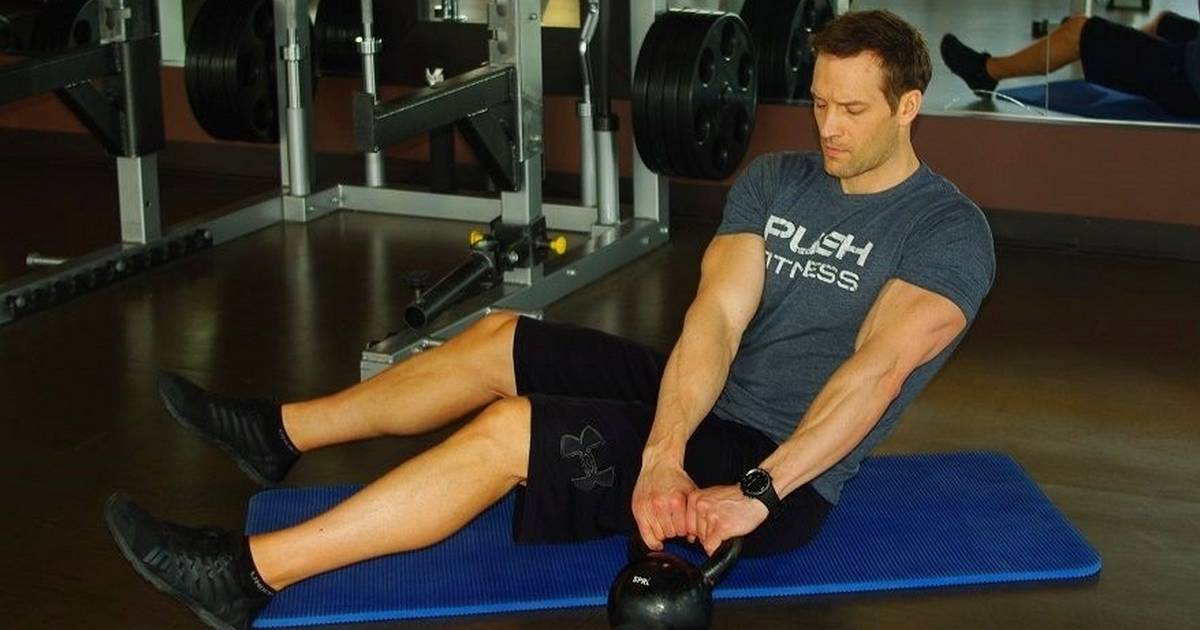 Functional Kettlebell Workout for Runners | Kettlebell