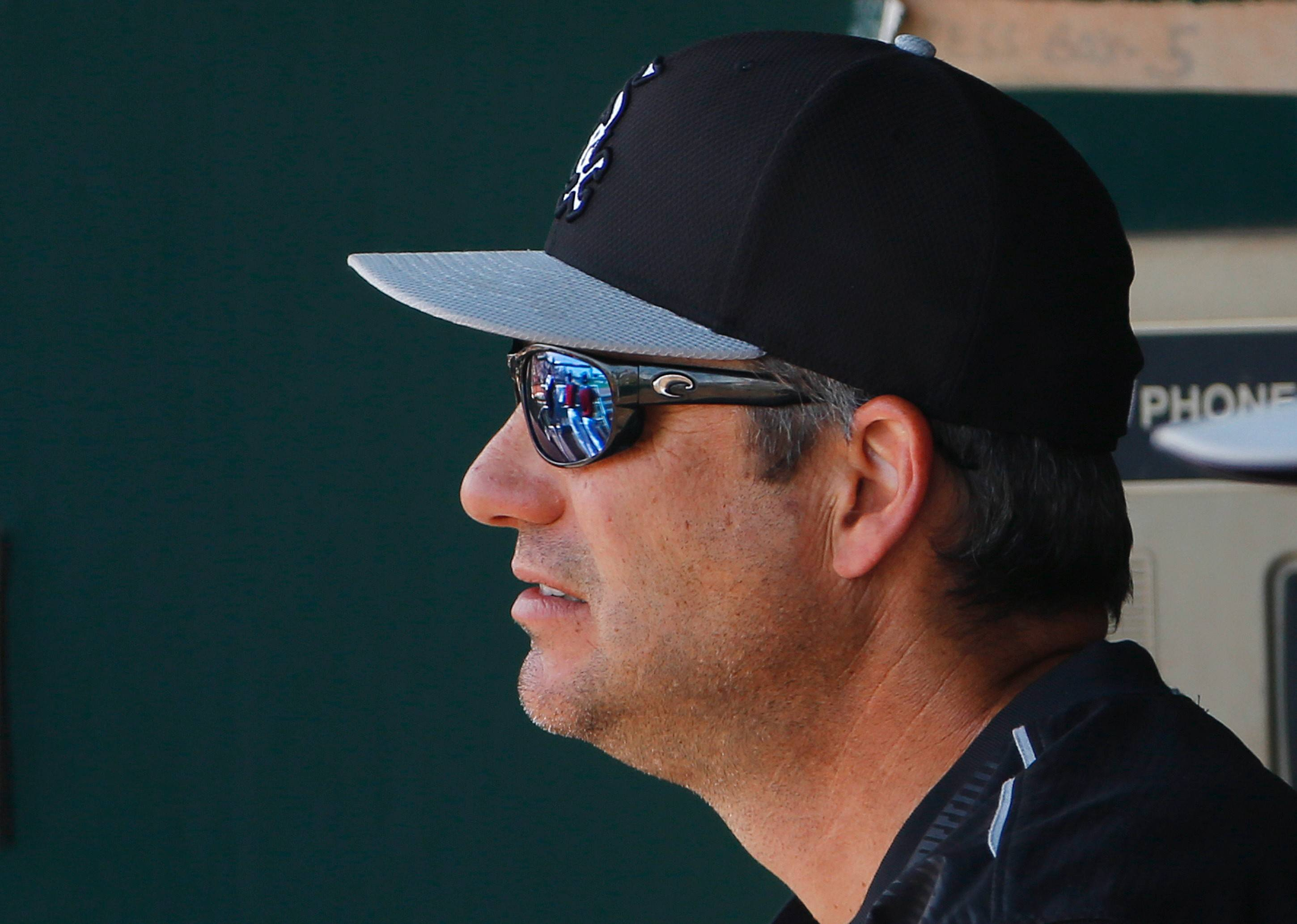 White Sox manager Robin Ventura didn't like some of the things he saw as spring training was winding down and he want to make sure his players don't fall back into some bad habits.