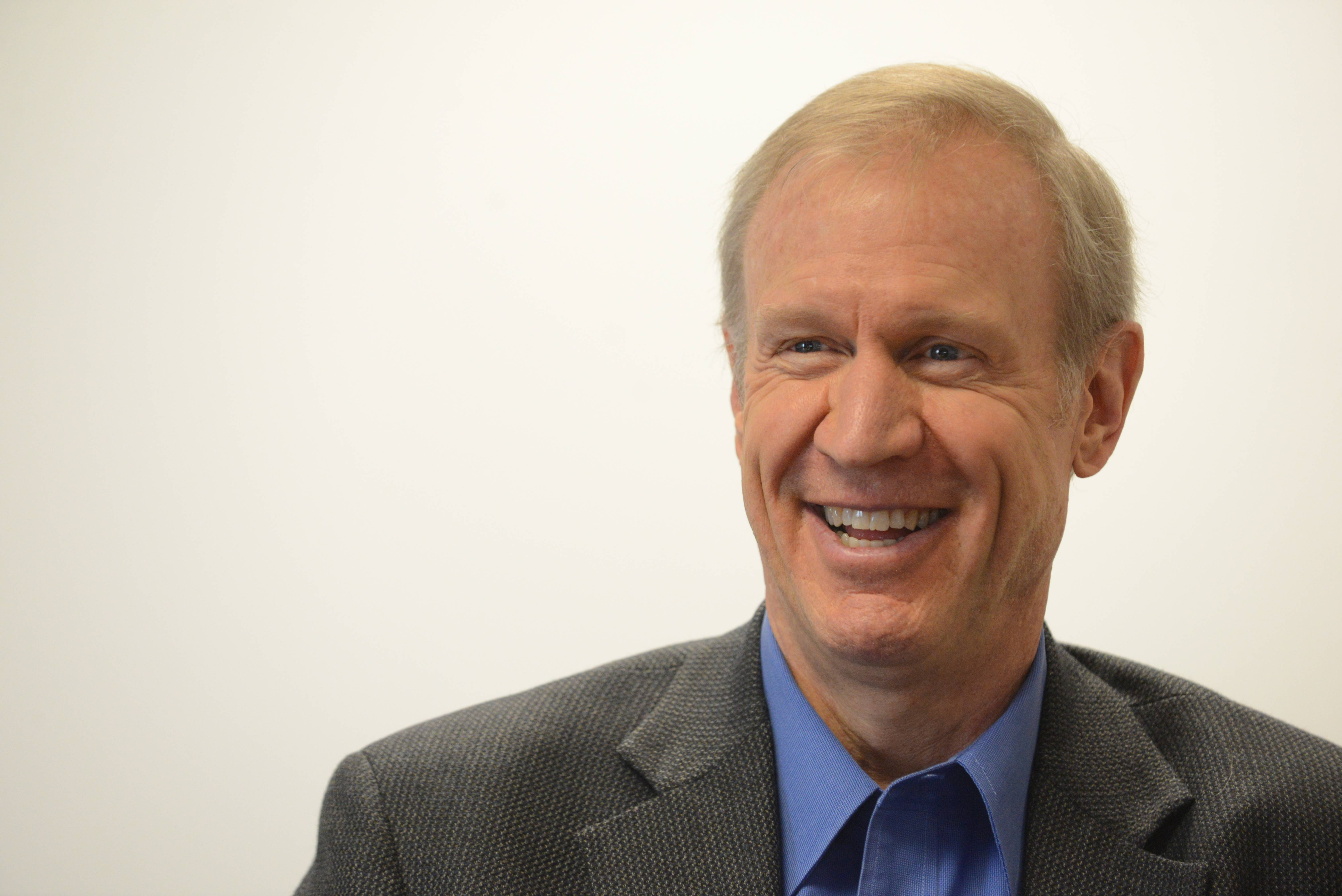 Rauner sounds off on challenges ahead