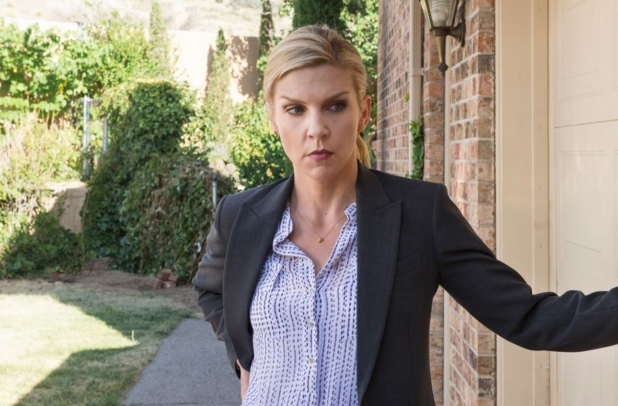 "Rhea Seehorn made an impression as Kim in AMC's ""Better Call Saul."""