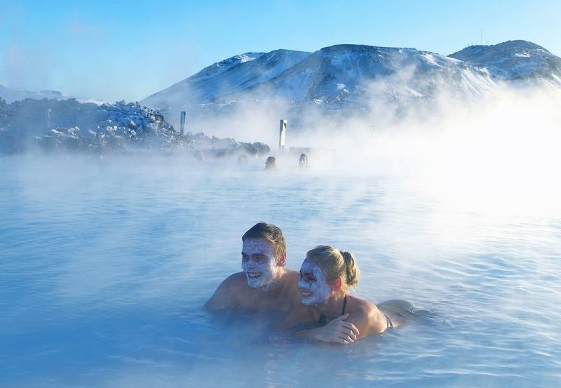 See Iceland S Top Sights En Route To Or From Europe