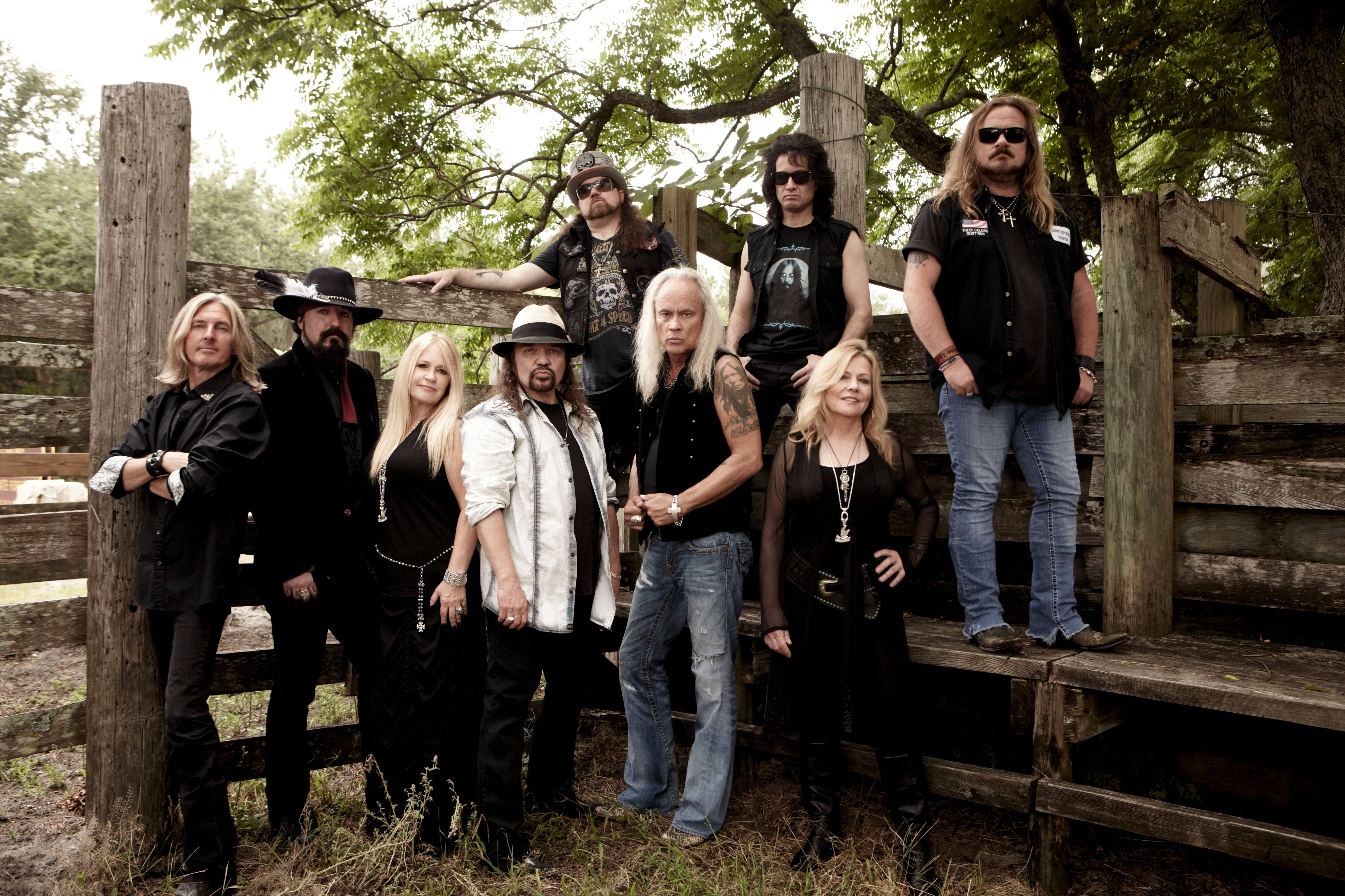 Lynyrd Skynard continues to perform its Southern rock classics.
