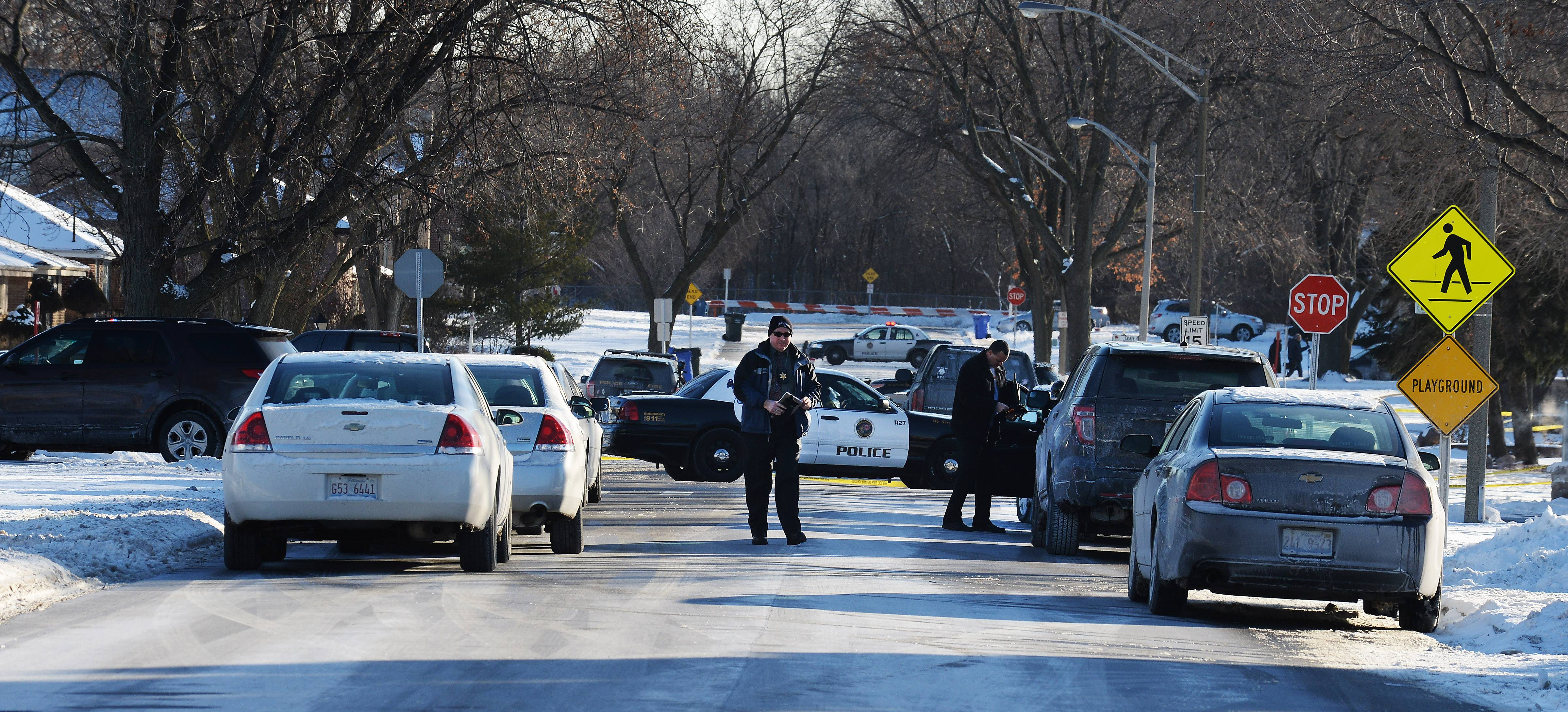 "Off-duty Rosemont police officer Rick Drehobl, after shooting his brother-in-law Joseph Caffarello on the streets of the village's gated community Jan. 7, told his colleagues he ""had to do it"" because he feared for his life."