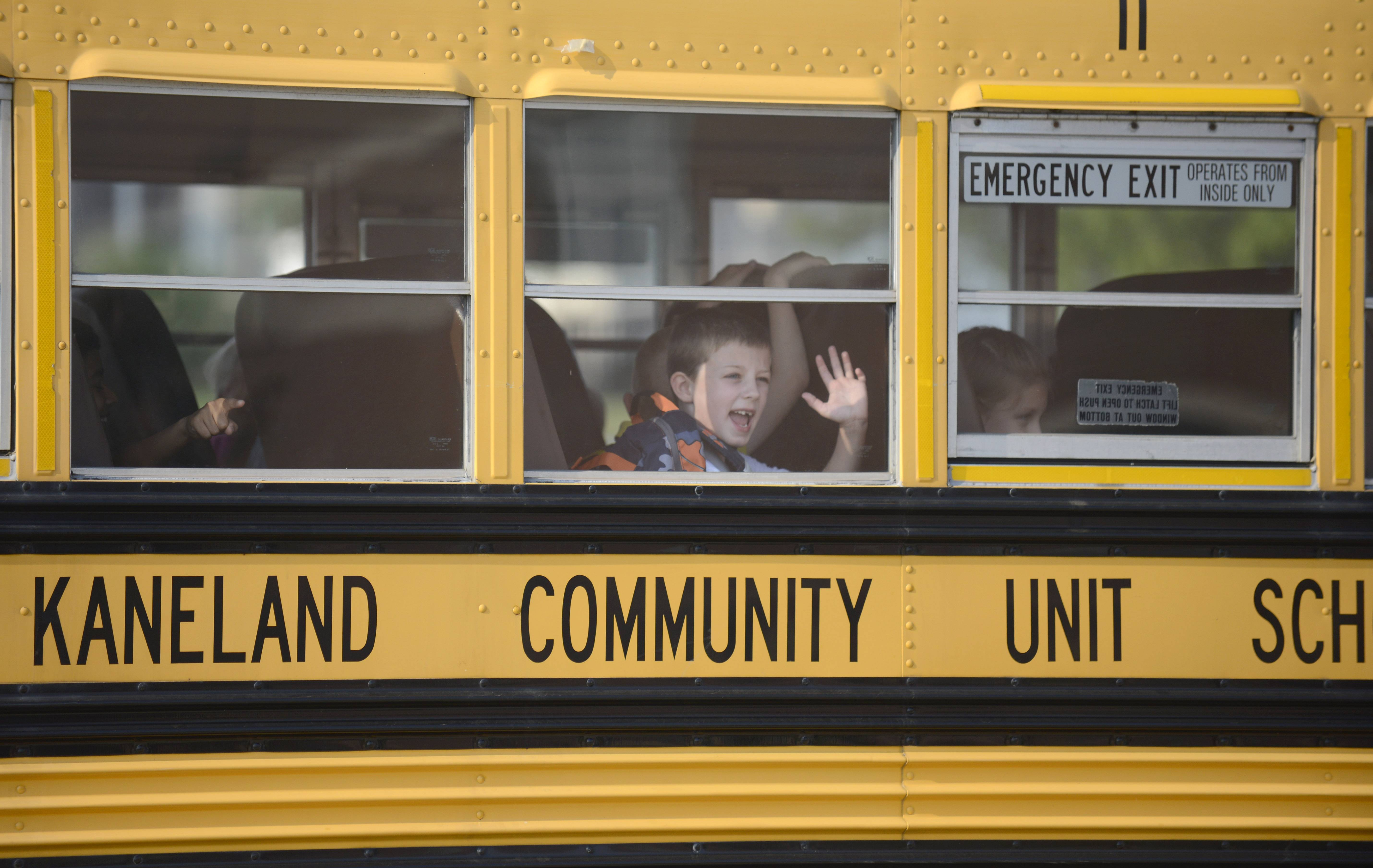Kaneland may lease buses to get newer rides and lower costs