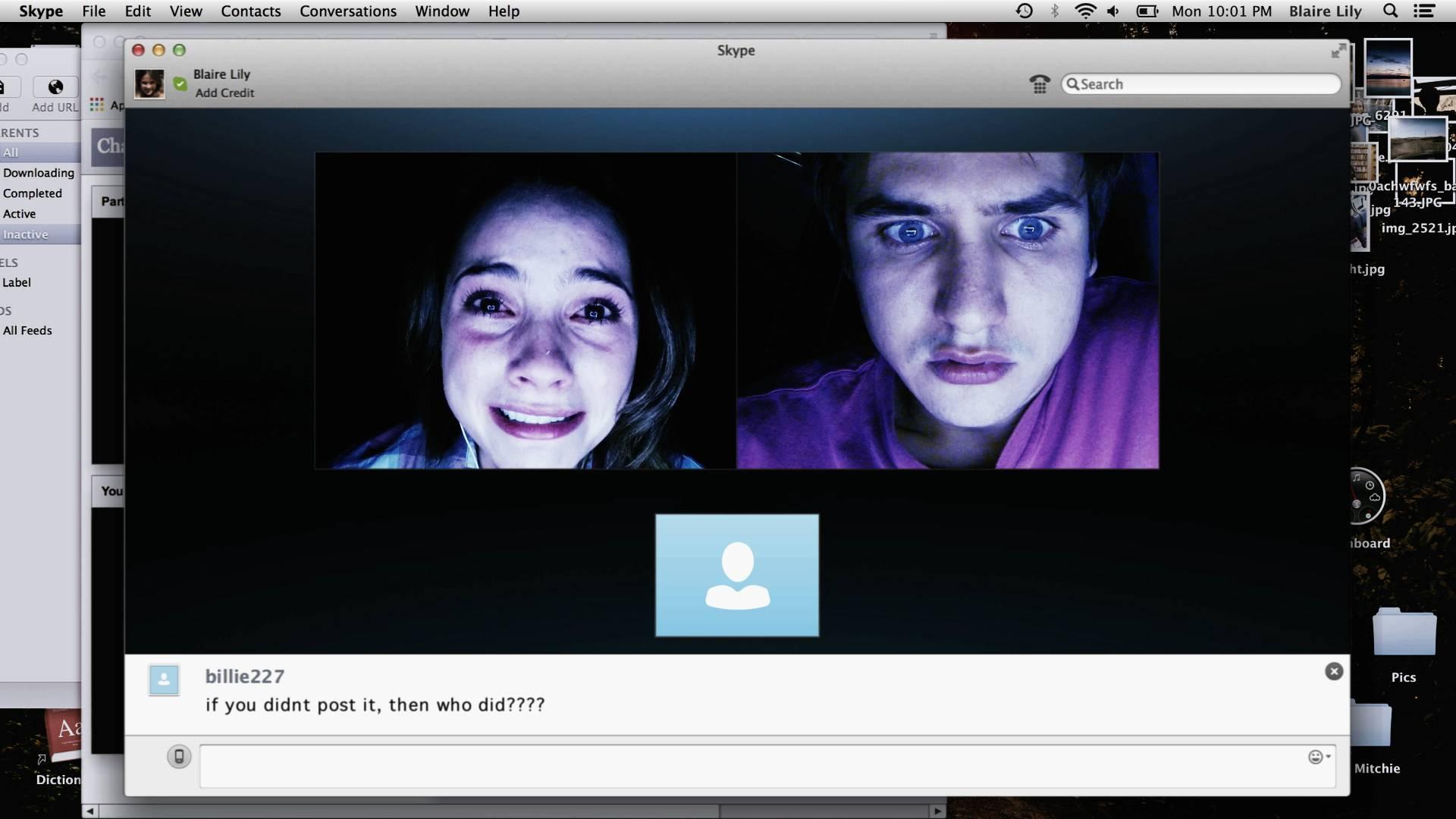 skype jacking session