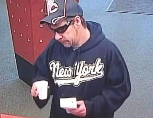 Police searching for man who robbed Fifth Third banks in Woodstock