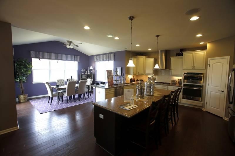 Model profile The Jensen at Woodcrest – William Ryan Homes Floor Plans