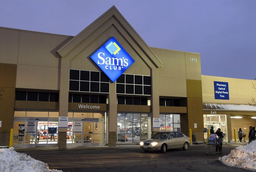 Sam's Club intends to move forward with the development of a new store in Lombard, on the south side of Butterfield Road.