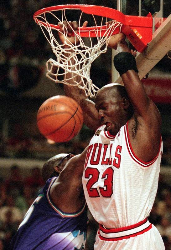 Images: A look back at the Bulls 1998 NBA championship ...
