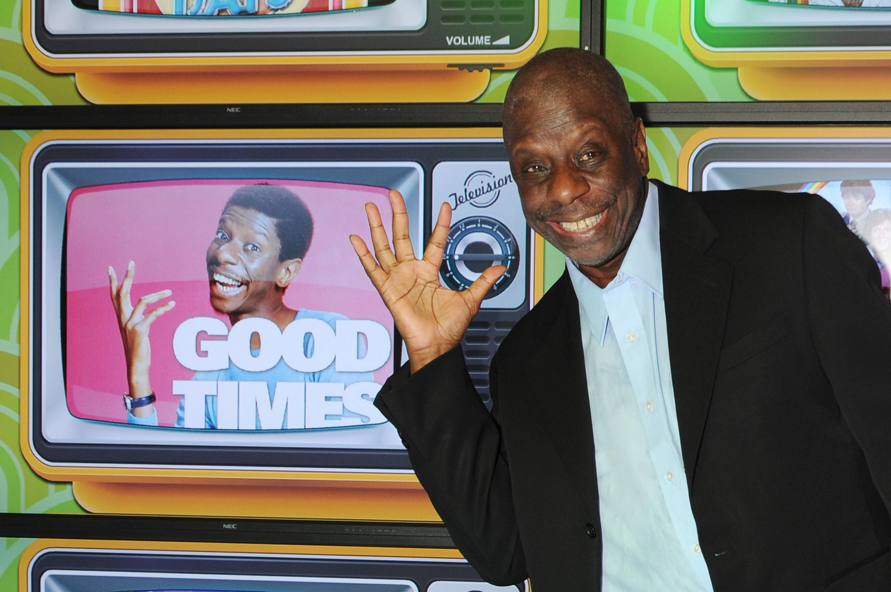 "Jimmie Walker from the 1970s series ""Good Times"" performs at the Comedy Shrine in Aurora on Friday and Saturday, April 17 and 18."